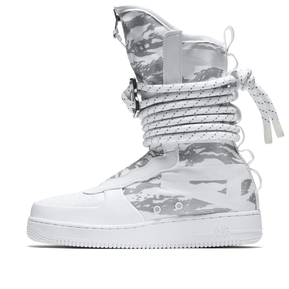 f5888493d39a85 Lyst - Nike Sf Air Force 1 Hi Ibex Men s Boot in White for Men