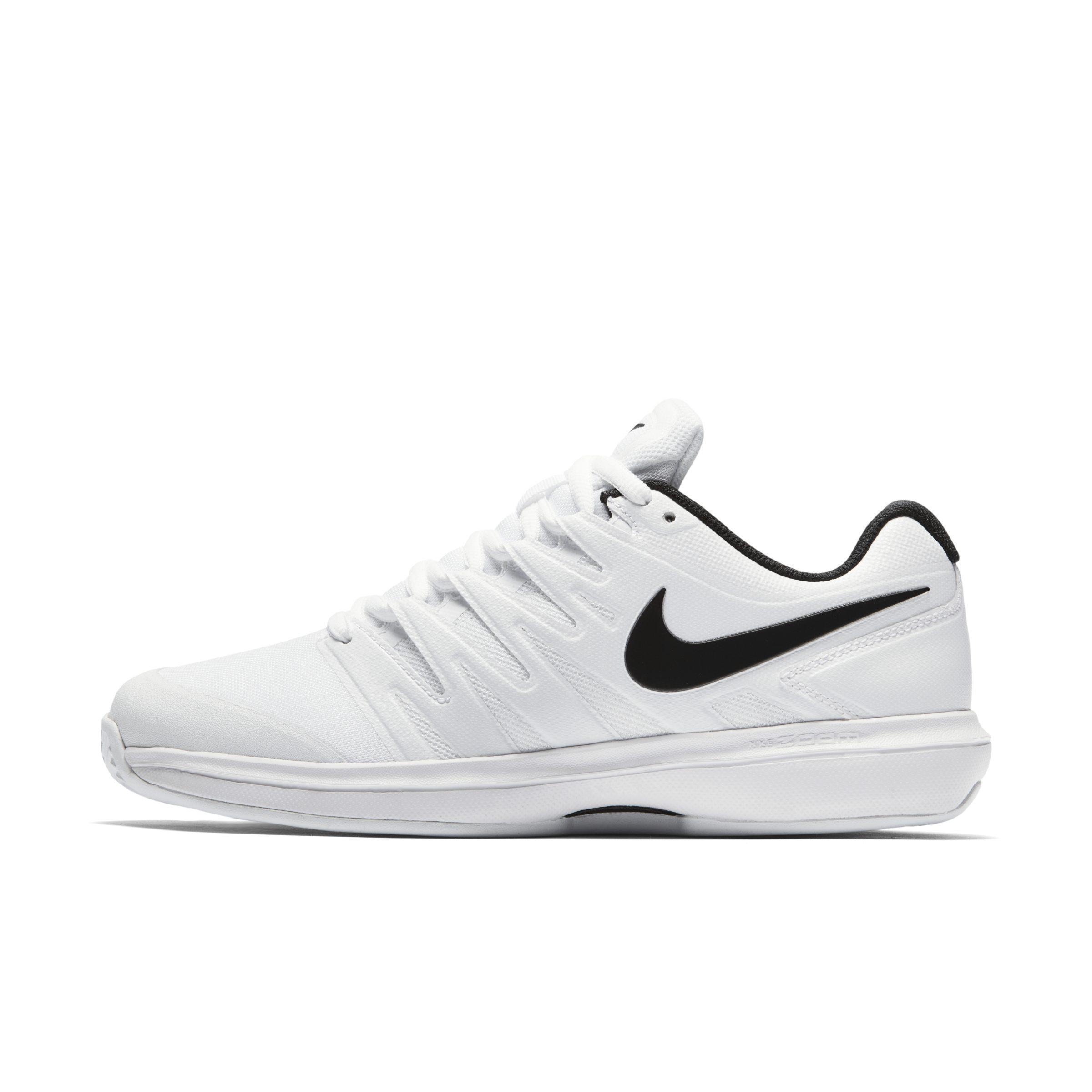 ef1da7564234 Nike Air Zoom Prestige Clay Tennis Shoe in White for Men - Lyst