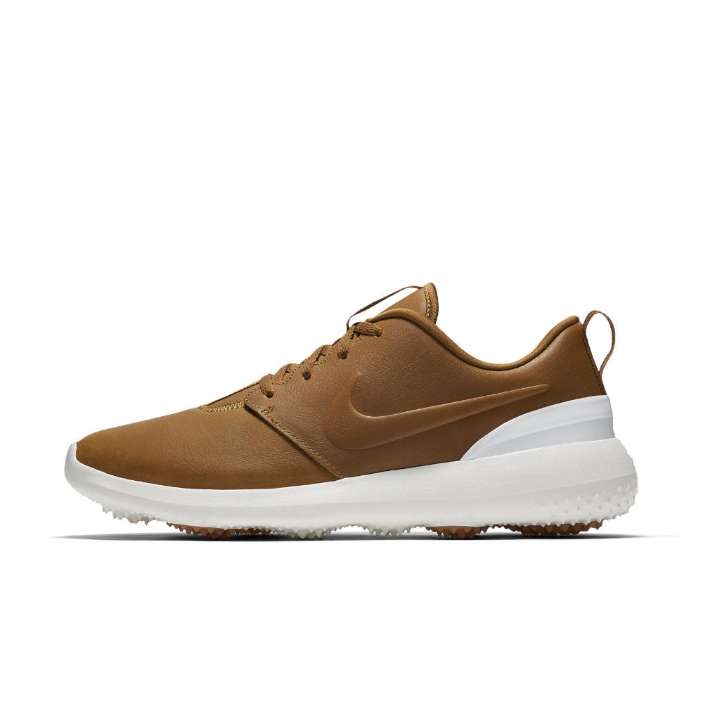 Lyst - Nike Roshe G Premium Men s Golf Shoe in Brown for Men b48b7f186