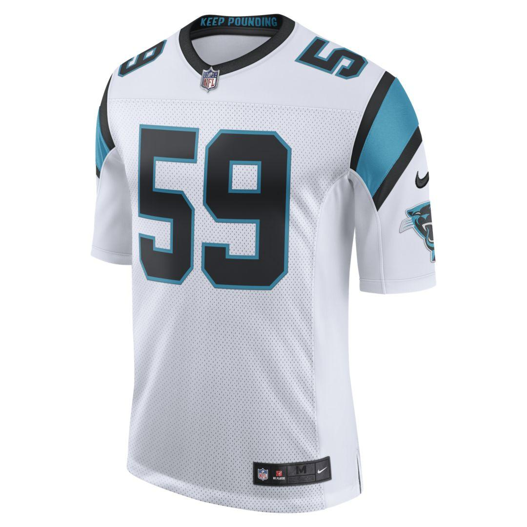 save off 7dfe7 536fc Lyst - Nike Nfl Carolina Panthers Limited Jersey (luke ...