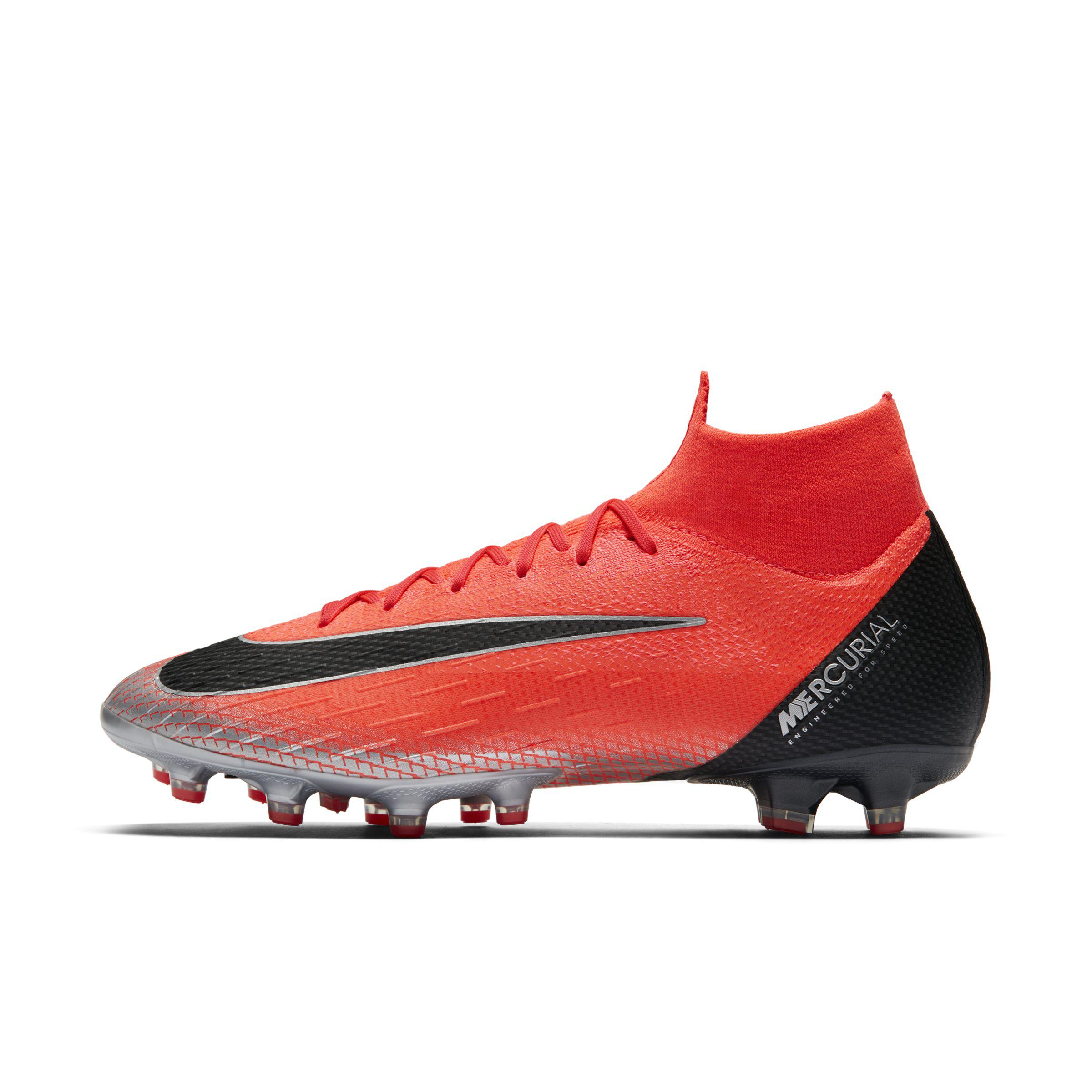 f60641c75 Nike Cr7 Superflyx 6 Elite Artificial-grass Pro Football Boot in Red ...