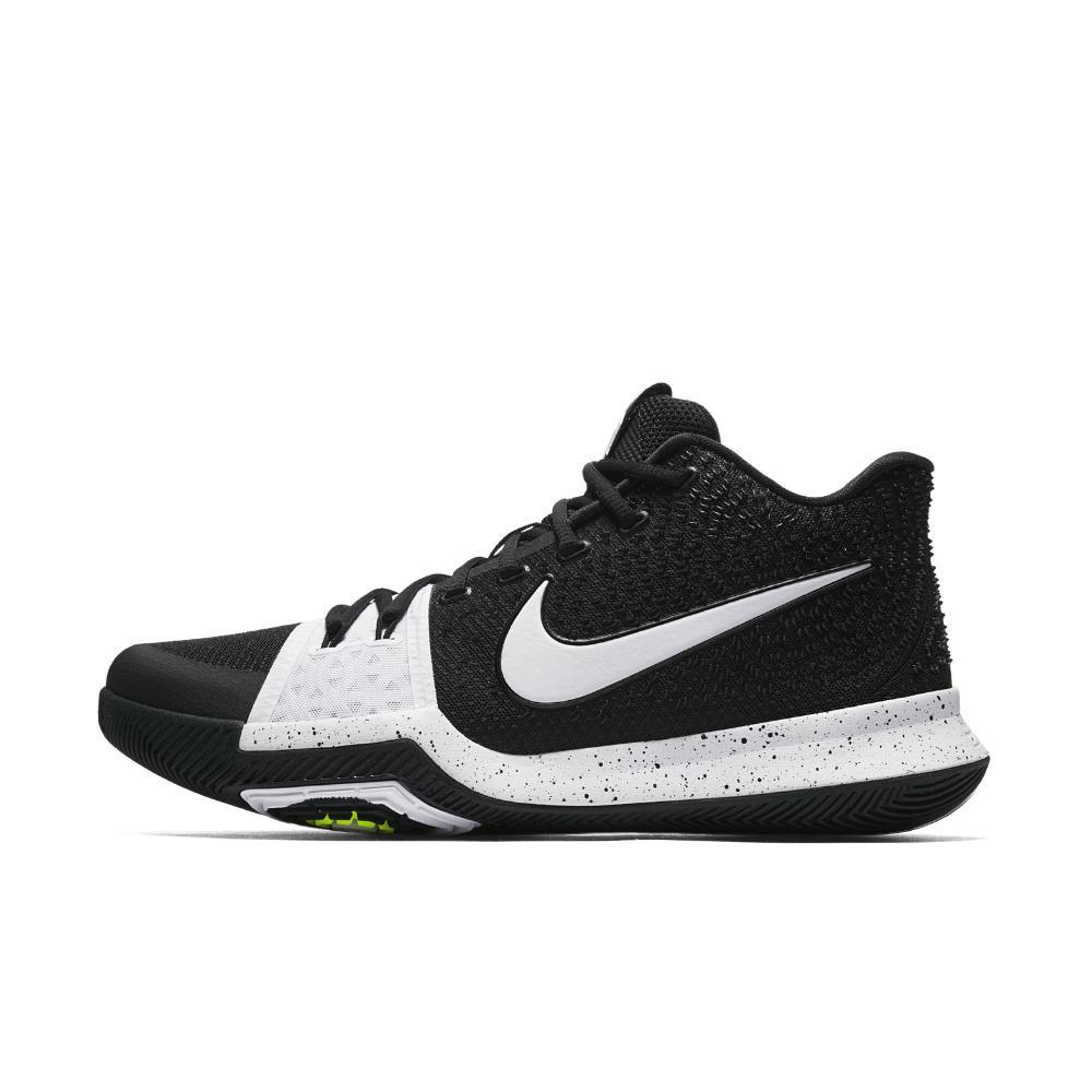 f25a0b488208 Lyst - Nike Kyrie 3 Tb Men s Basketball Shoe in Black for Men
