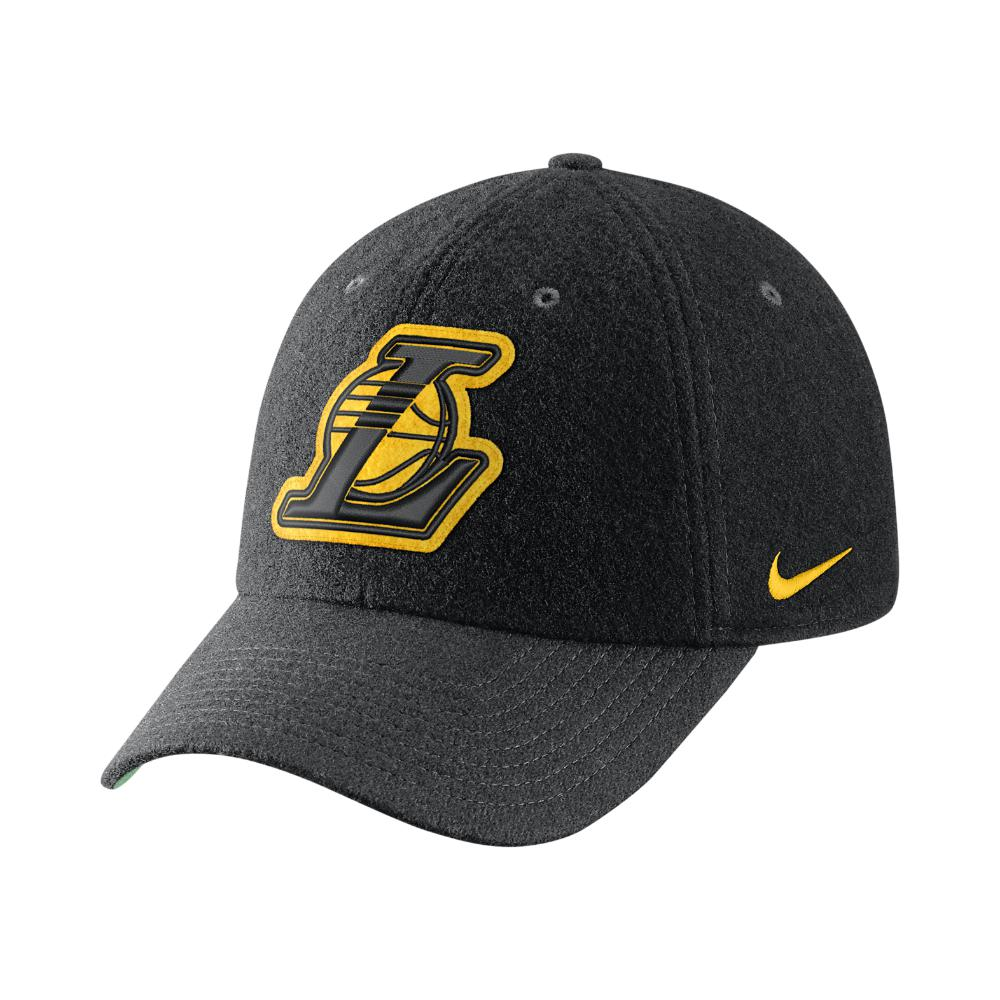 ... discount code for lyst nike los angeles lakers heritage86 nba hat black  in black e5d2b 00a10 e4e6797d88d4