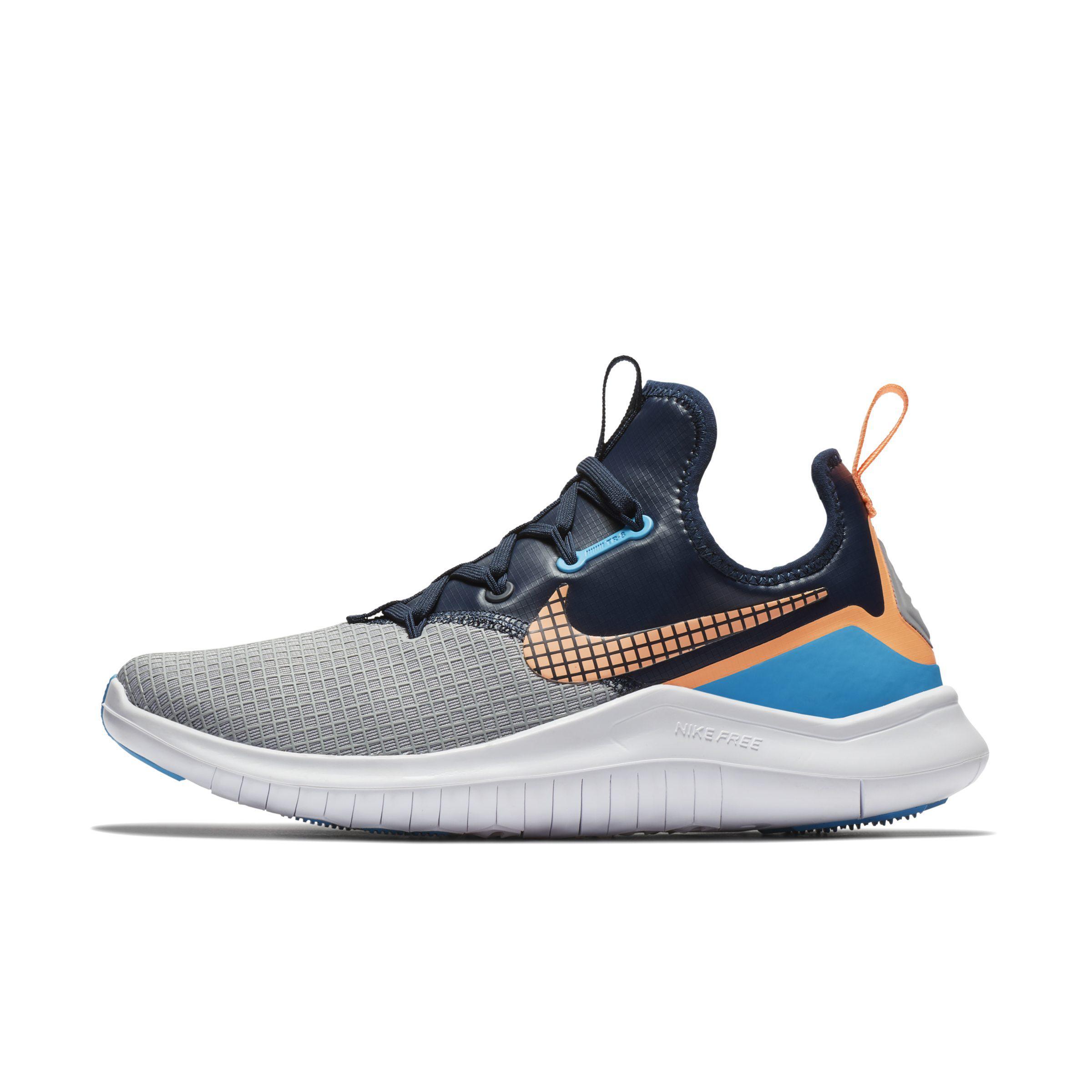 48bea07139b78 Nike Free Tr 8 Neo Gym hiit Cross Training Shoe in Gray - Lyst