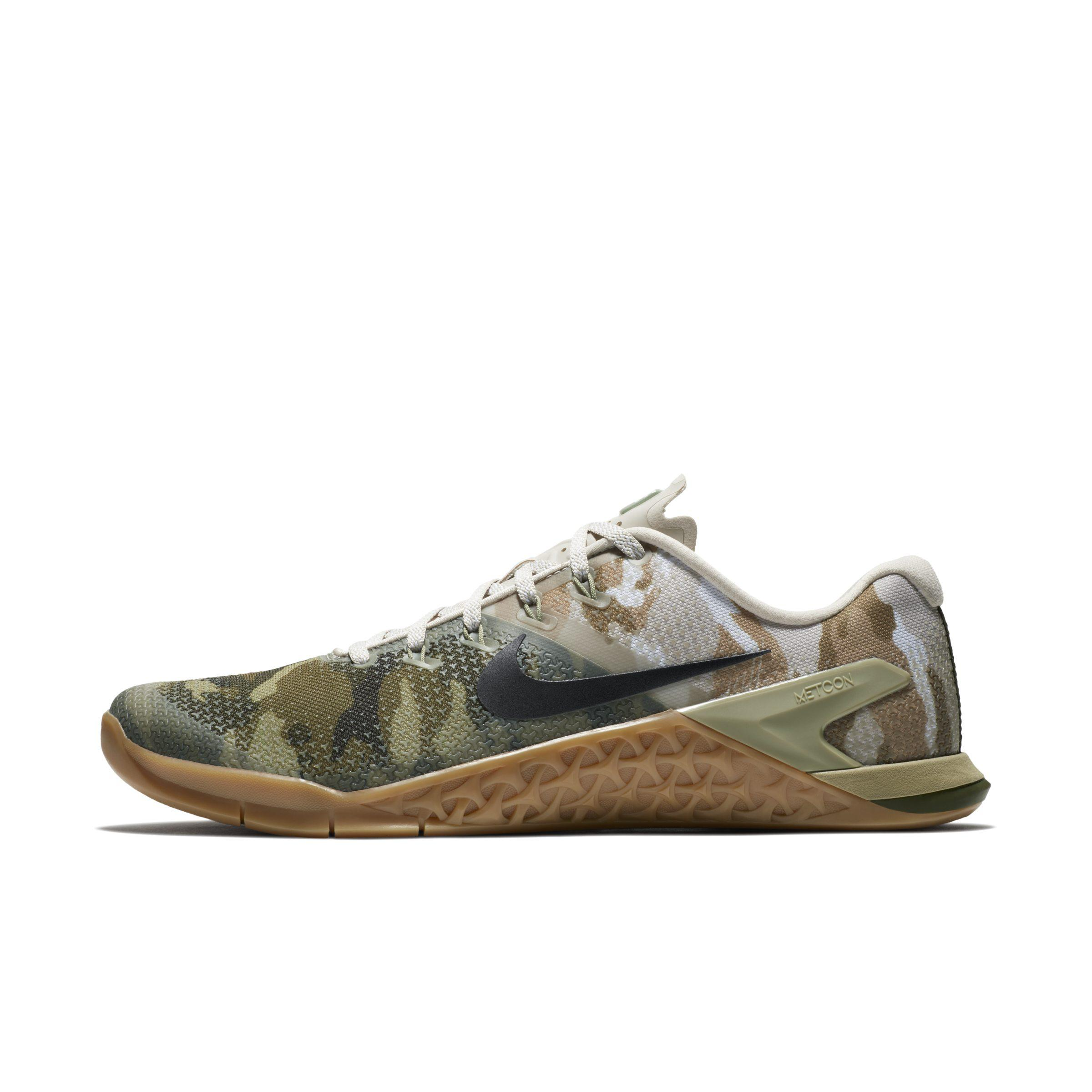 a13737d374ebc Nike Metcon 4 Cross Training weightlifting Shoe in Green for Men - Lyst
