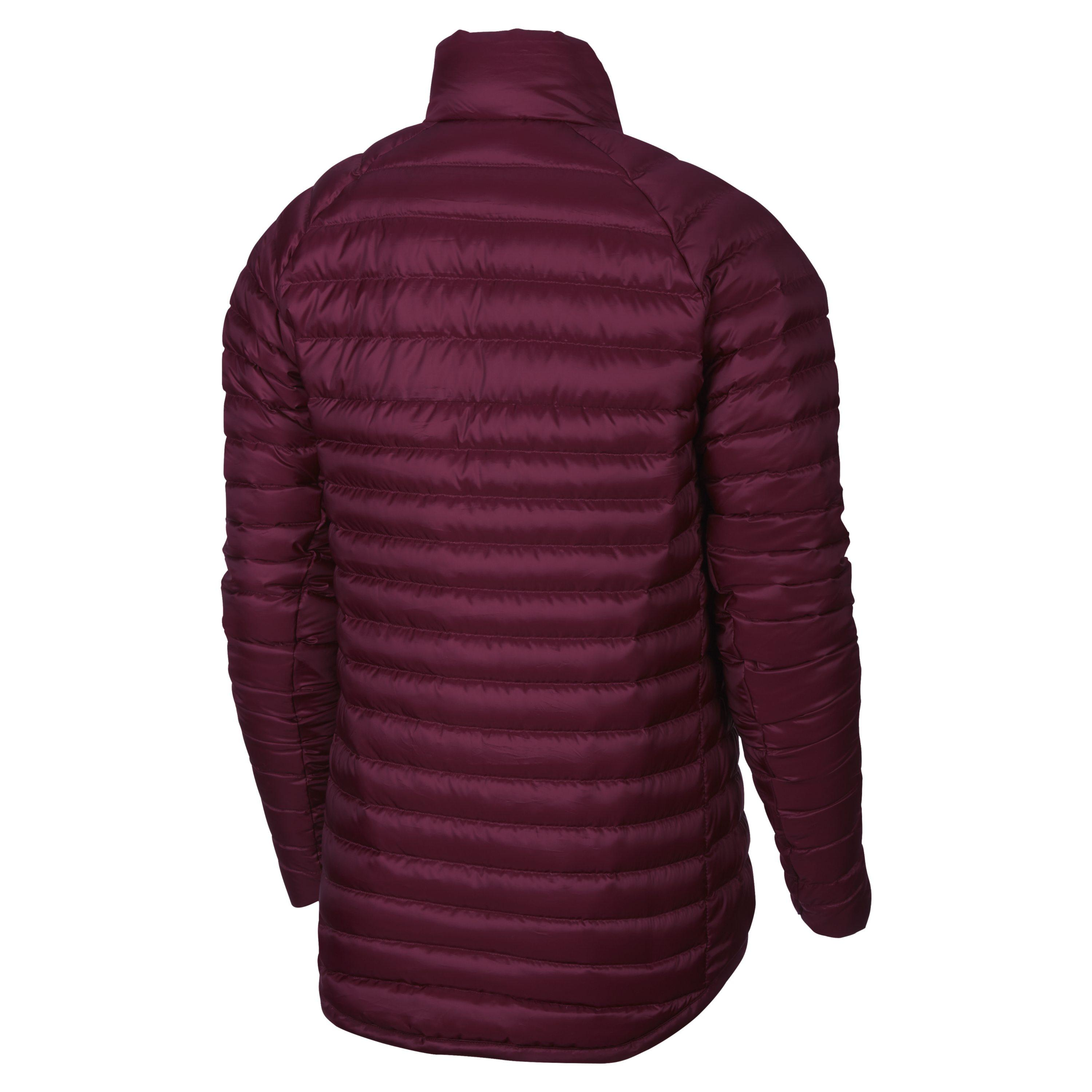 2939422723ae Nike Fc Barcelona Down-fill Jacket in Red for Men - Lyst