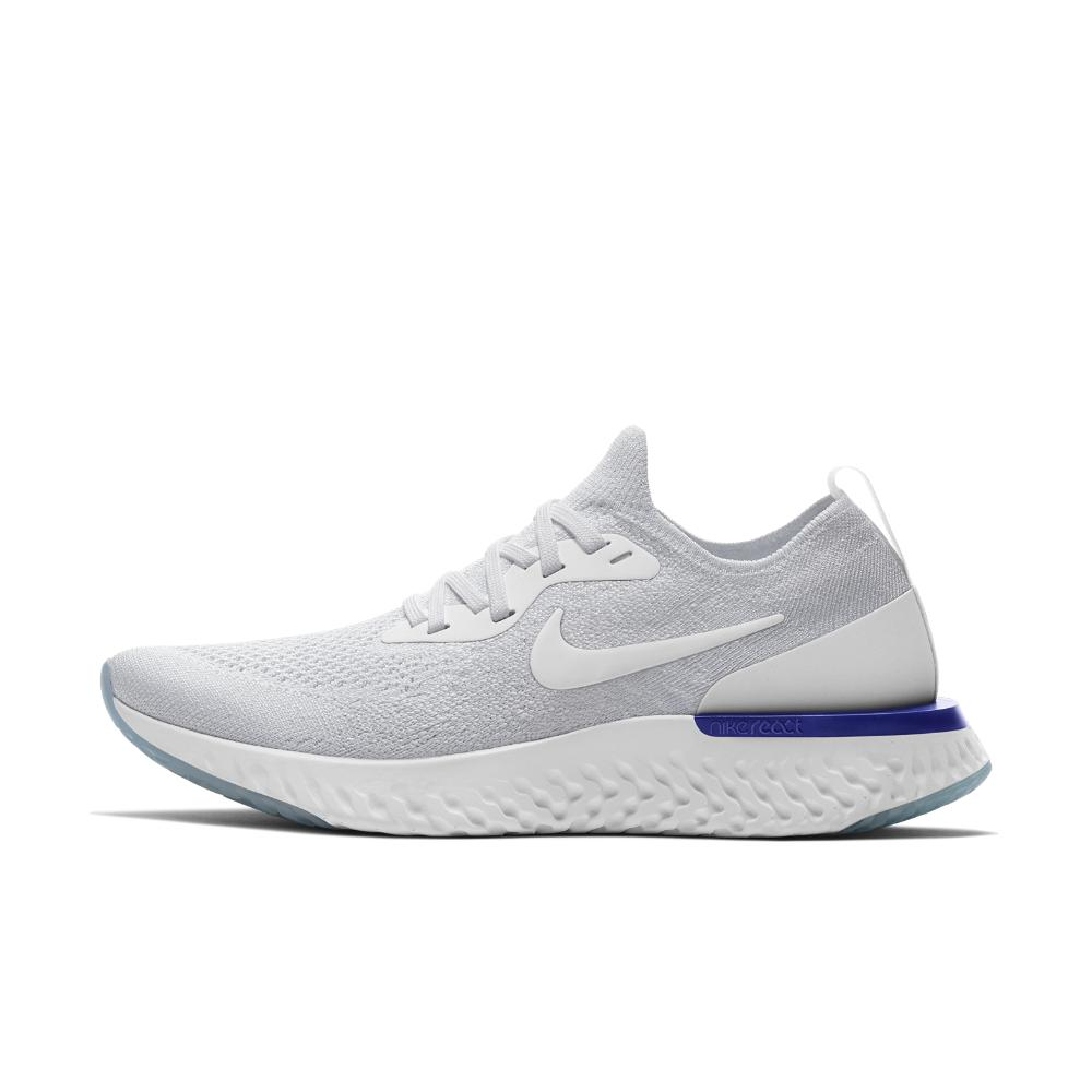 pretty nice ef91d b5c07 Nike - White Epic React Flyknit Member Exclusive Women s Running Shoe for  Men - Lyst