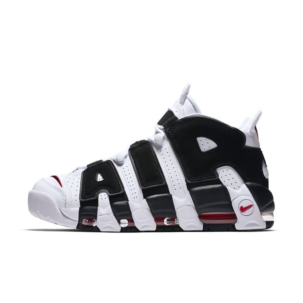 9cd804d521 ... australia nike. black air more uptempo mens shoe d5b1f 6cae6