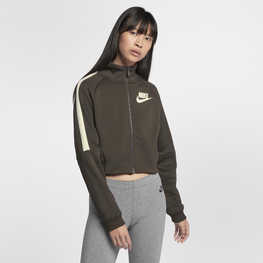 239ab4c8620f Lyst - Nike Sportswear N98 Women s Jacket