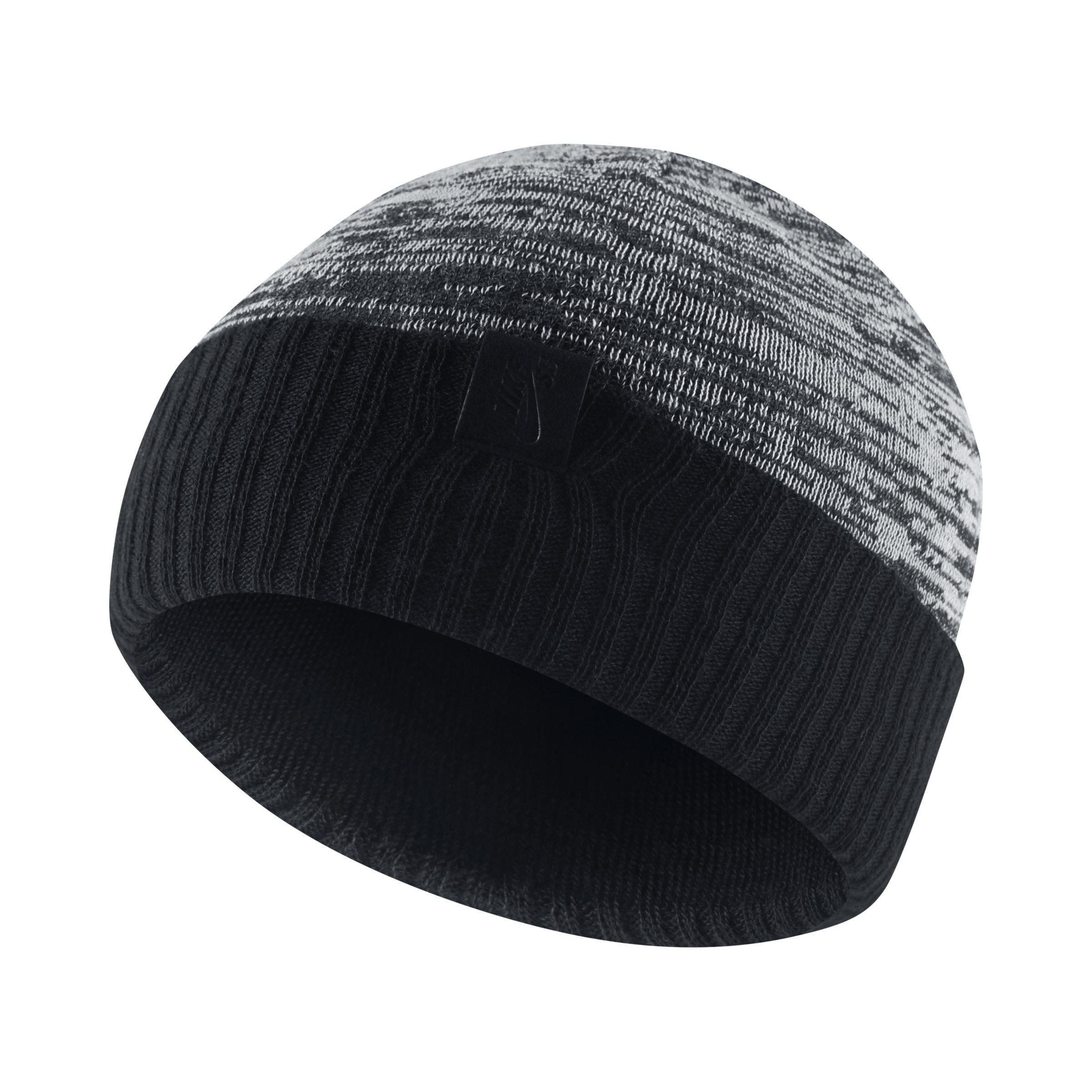 111058f9 Nike Sb Skate Beanie in Black - Lyst