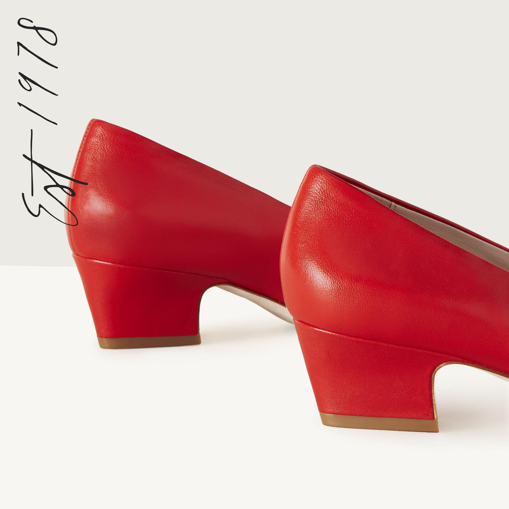 667be4761800 Lyst - Nine West Kendra Pumps in Red