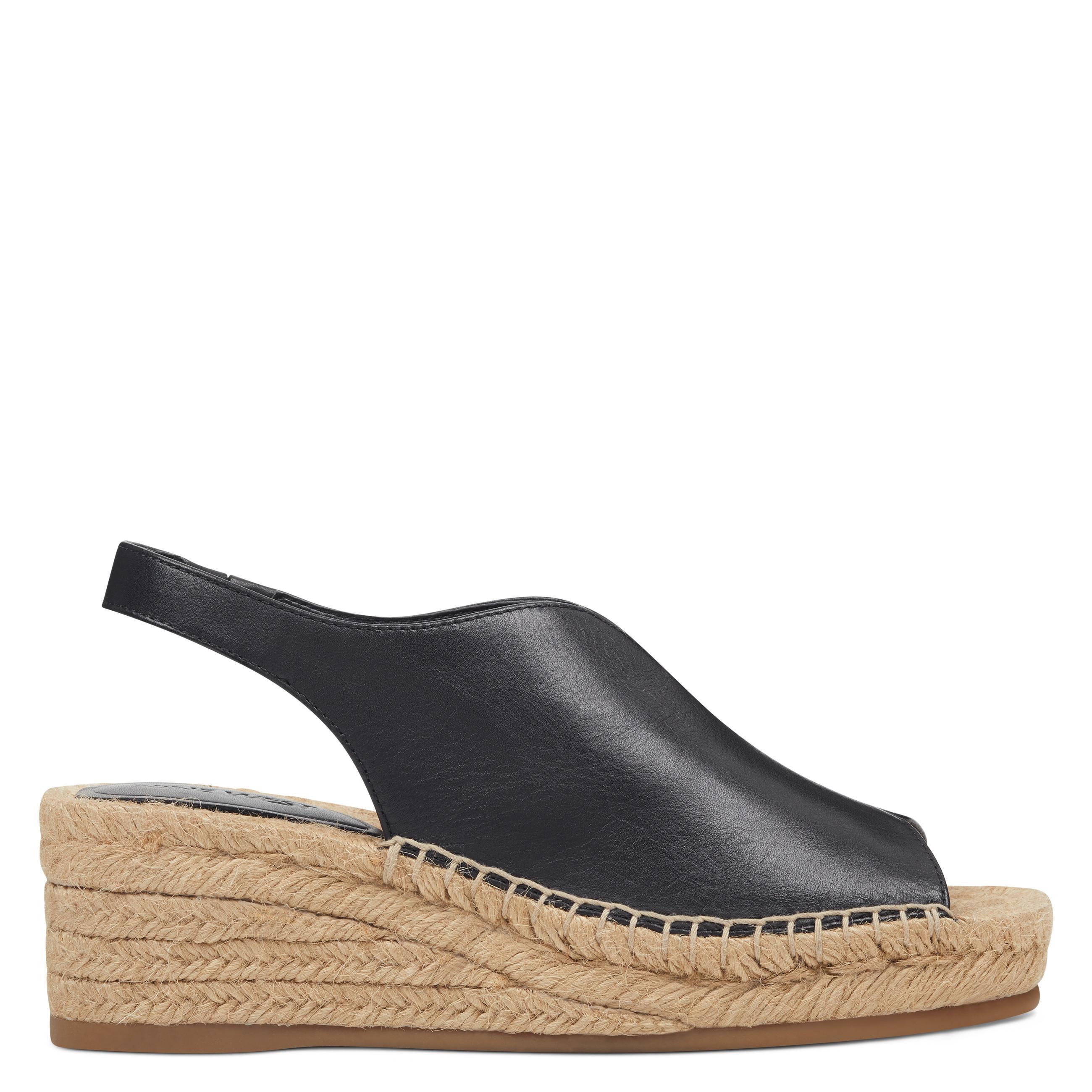 7fb04704a96 Lyst - Nine West Eezu Espadrille Sandals in Black - Save 56%
