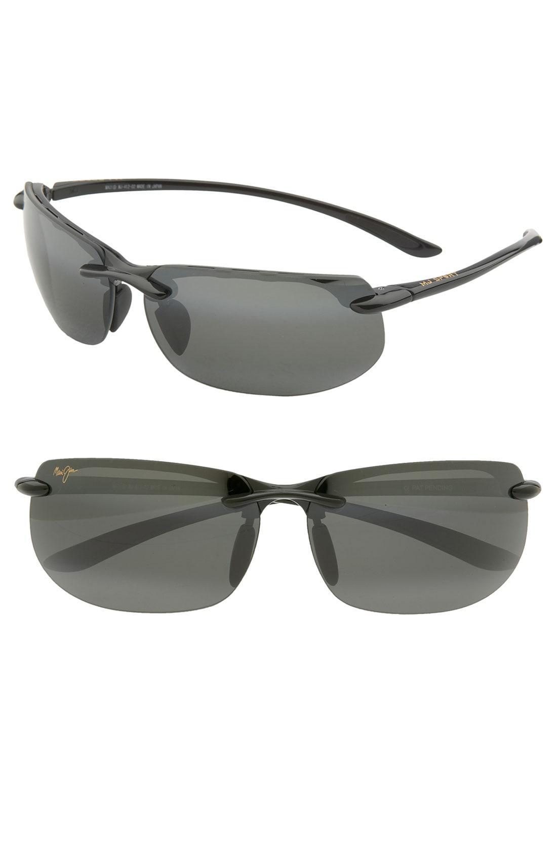 783fb0daebd Lyst - Maui Jim 'banyans - Polarizedplus2' 67mm Sunglasses - Gloss ...
