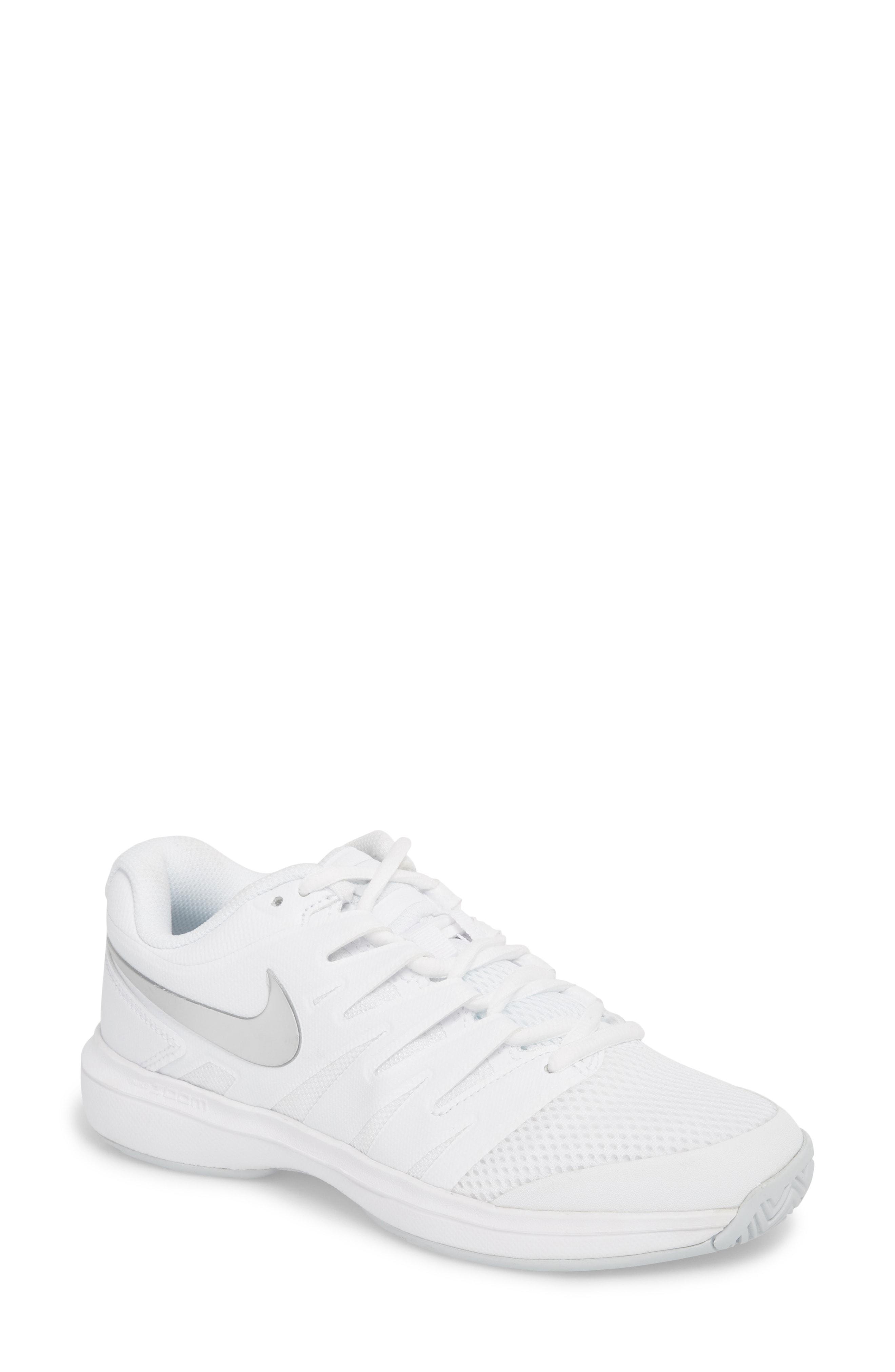 ea1810e25 nike-White-Metallic-Silver-Air-Zoom-Prestige-Tennis-Shoe.jpeg