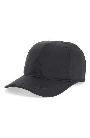 8674a567b598 Lyst - Nike Jordan Featherlight Baseball Cap in Black for Men
