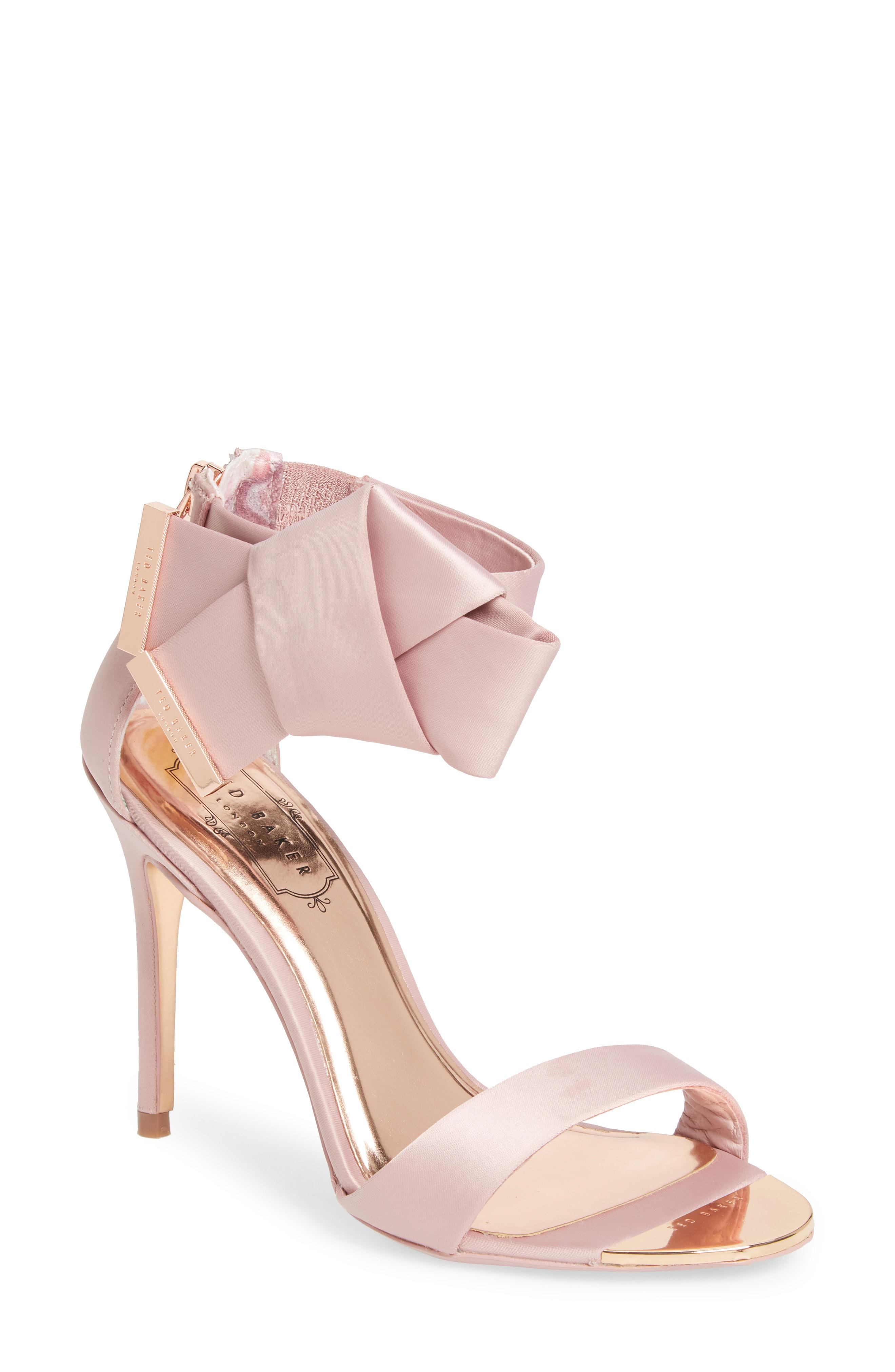 205942801cc Lyst - Ted Baker Elira Sandal in Pink