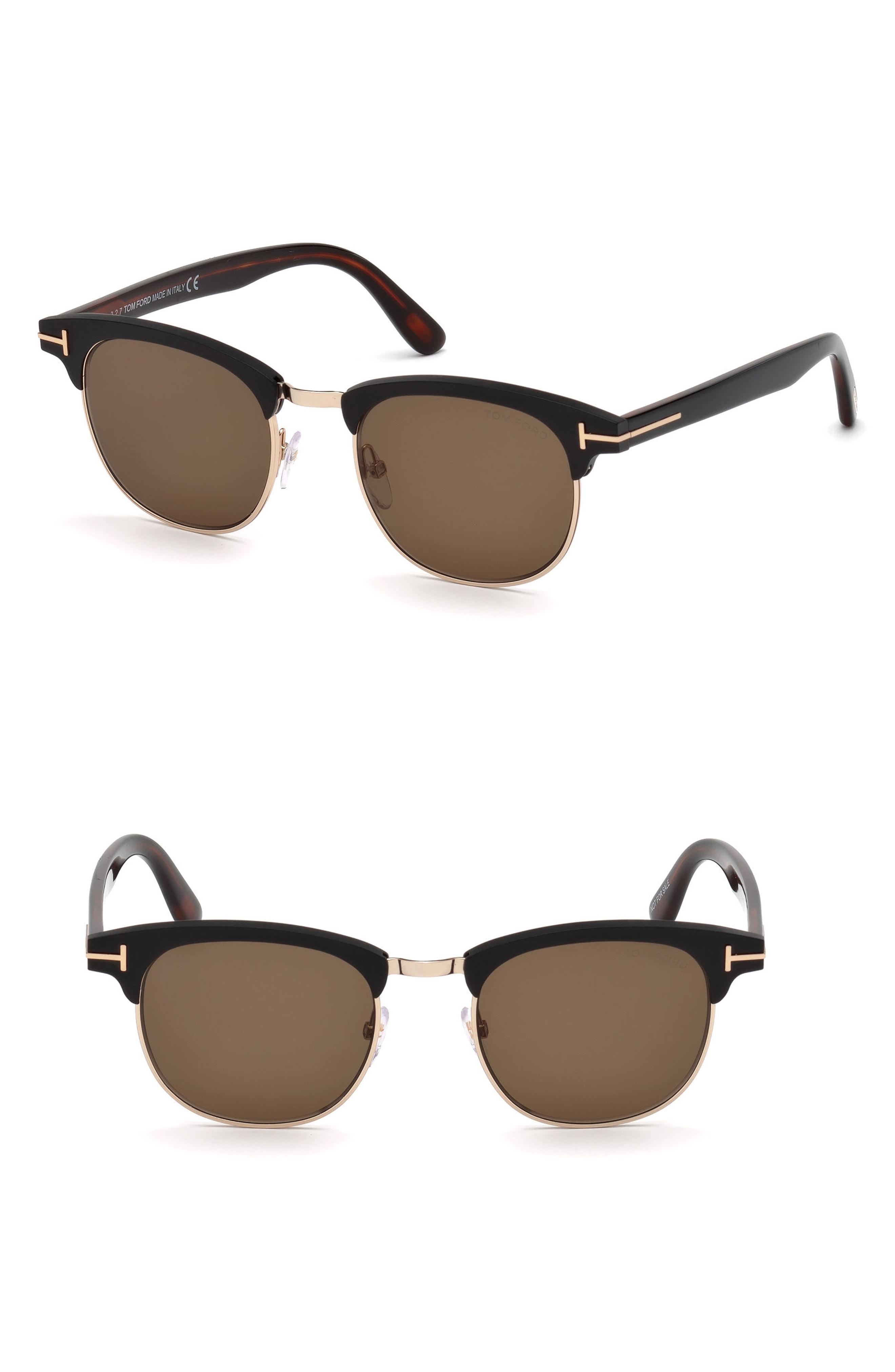 5255bf68a2f Lyst - Tom Ford Laurent 51mm Sunglasses for Men
