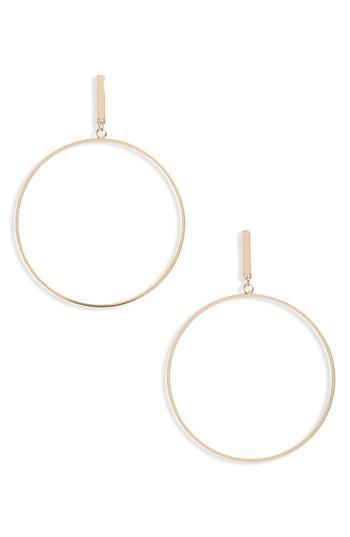 Panacea Shiny Hoop Earrings rHRxh7Pf
