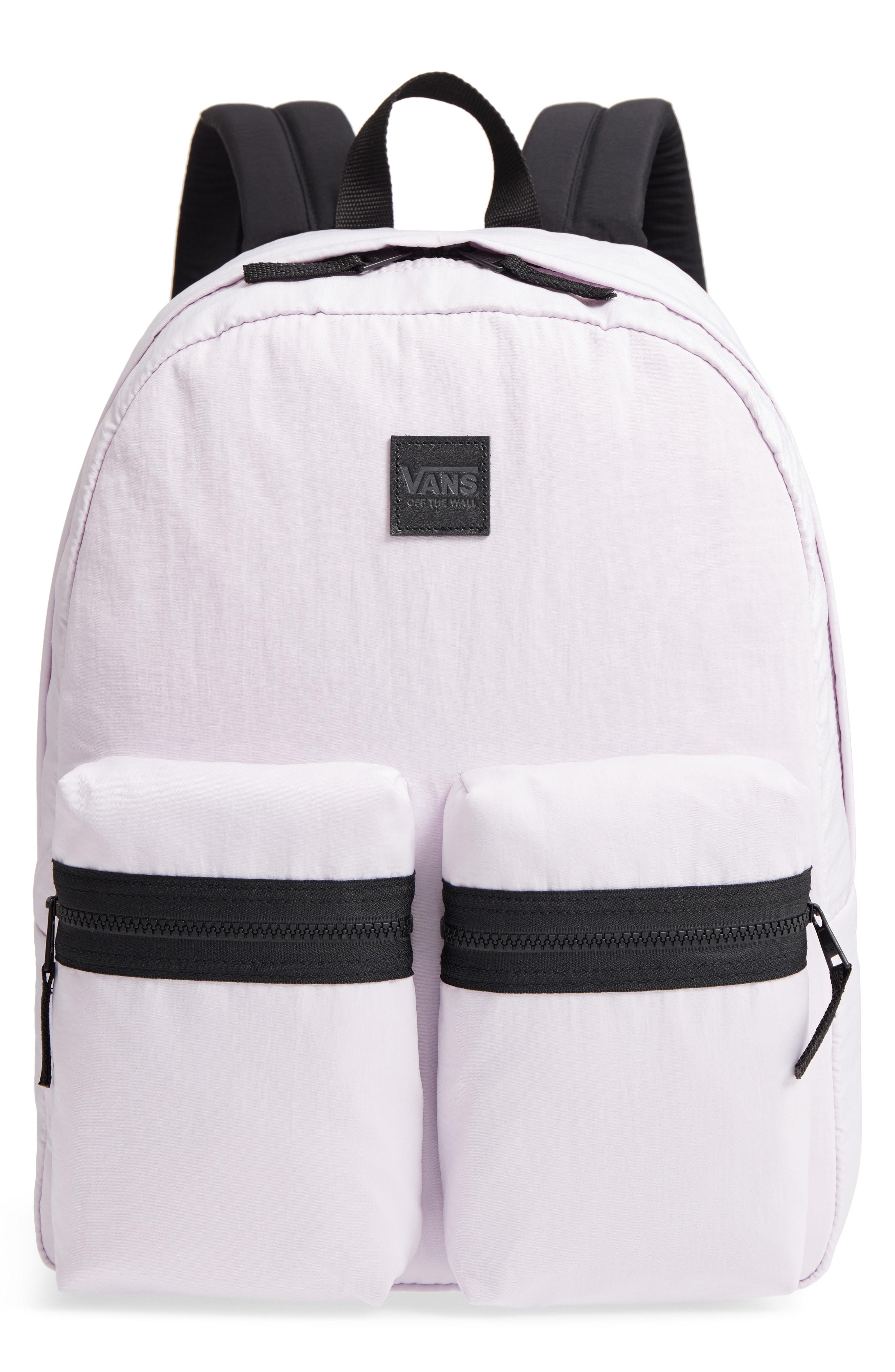 896a5d032b4 Lyst - Vans Double Down Backpack - Purple