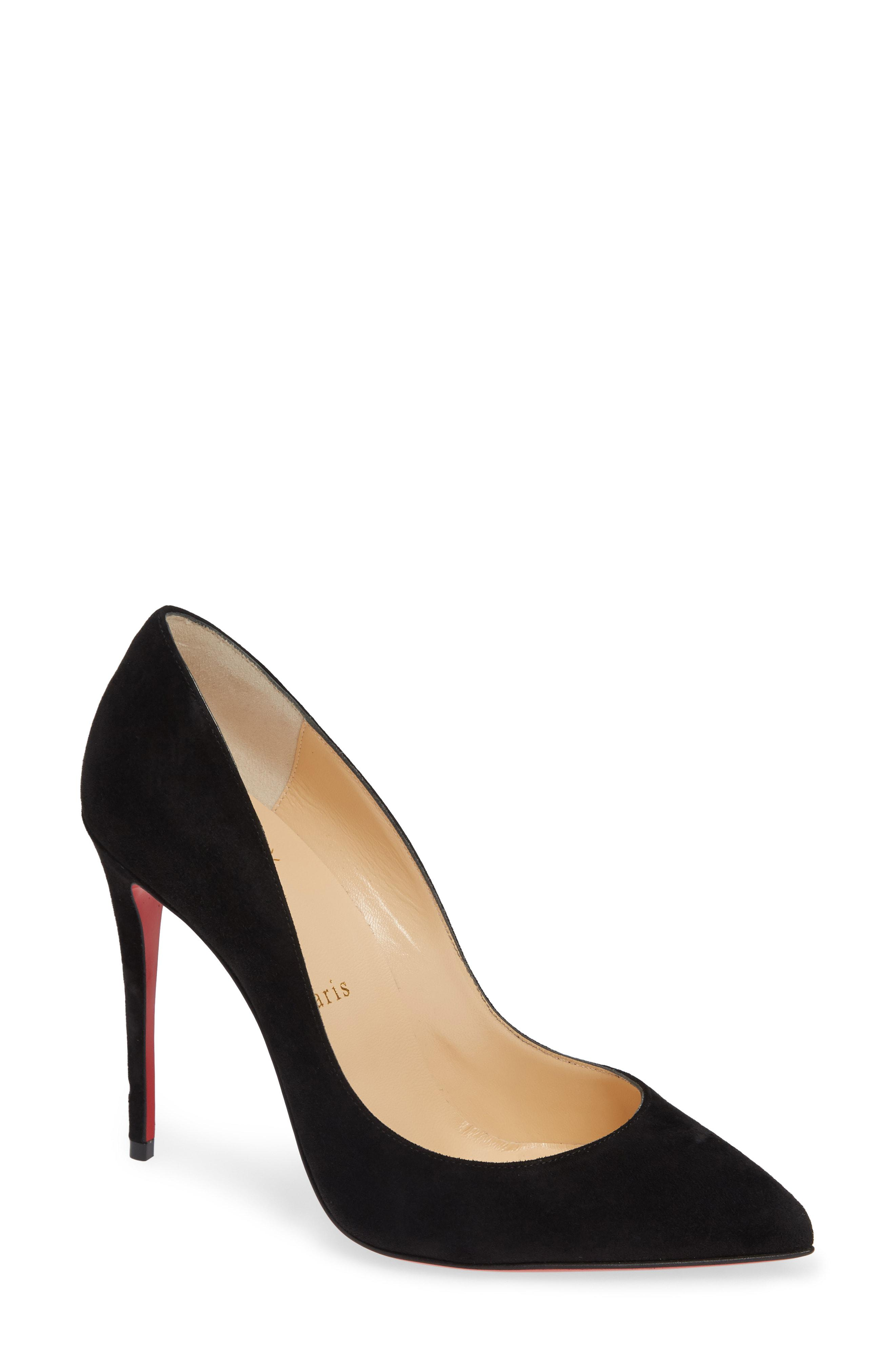 8323be9ab11 Christian Louboutin. Women s Black Pigalle Follies Pointy Toe Pump.  695  From Nordstrom. Free shipping ...