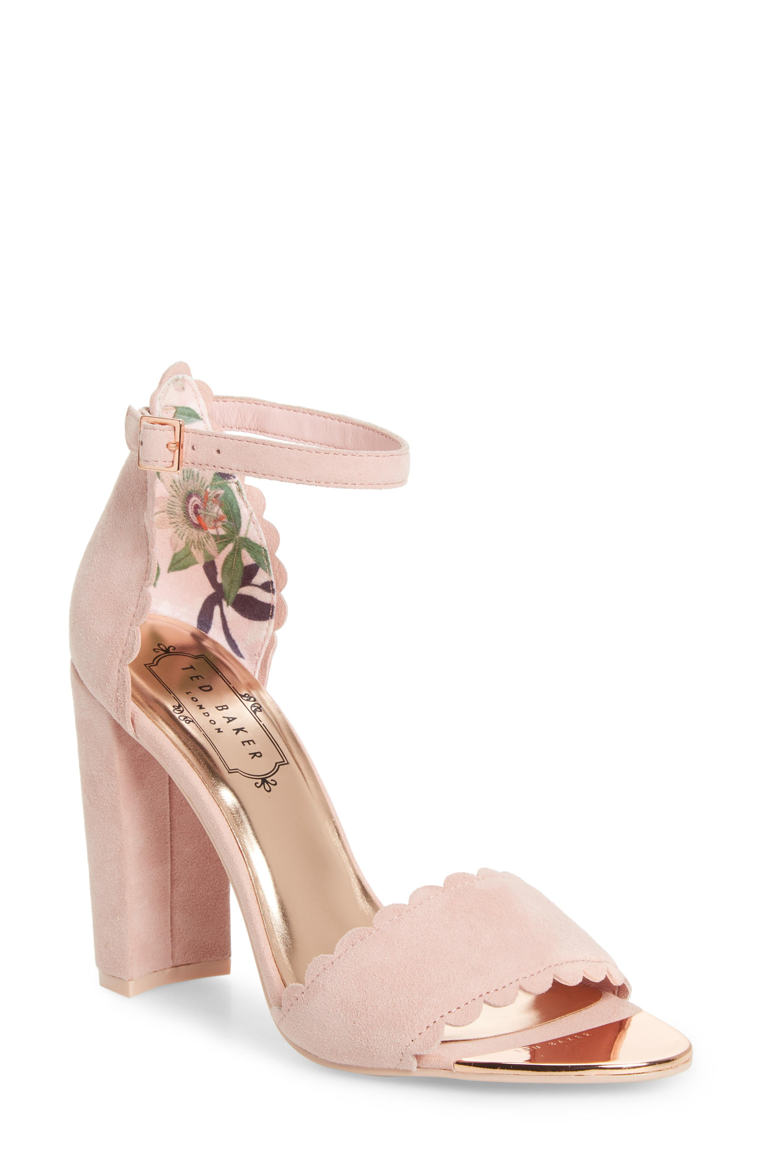 25a758339 Lyst - Ted Baker Raidha Sandal in Pink