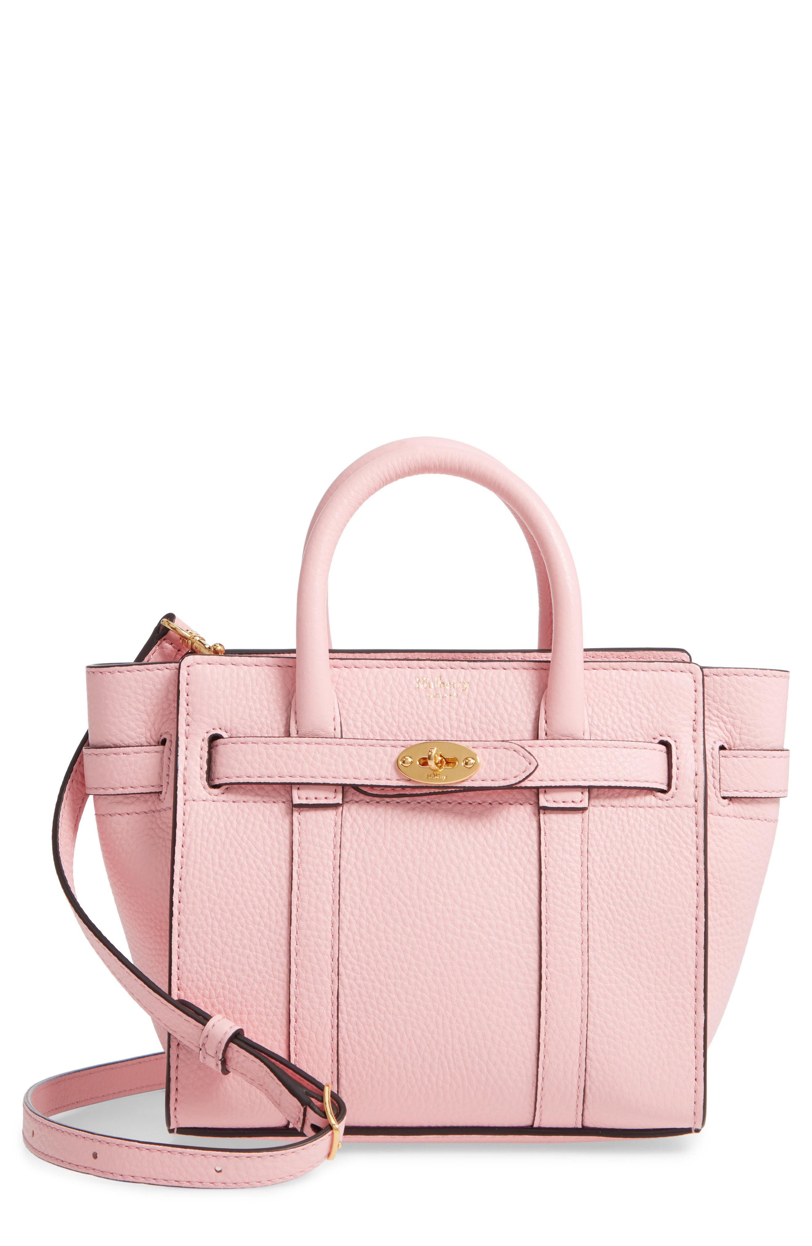 Mulberry. Women s Micro Bayswater Leather Satchel a03dbc124a254