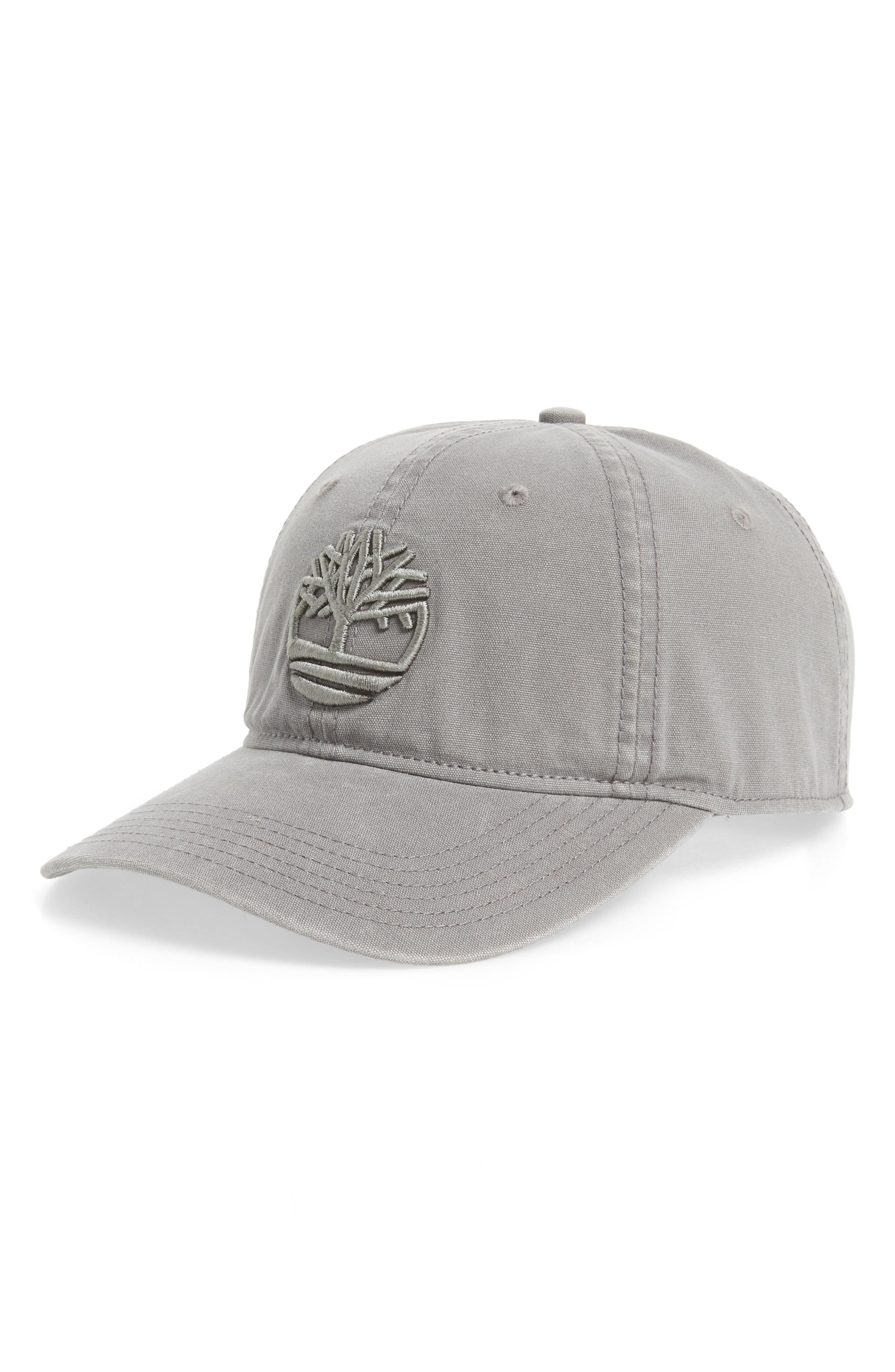 3206c45735b Lyst - Timberland Soundview Baseball Cap in Gray for Men