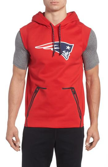 bd2f96d1c485b Lyst - Nike Therma-fit Nfl Graphic Sleeveless Hoodie in Red for Men