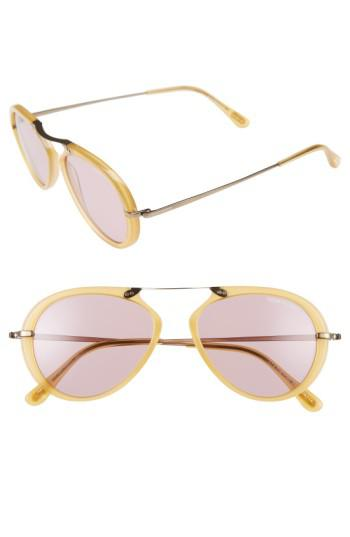 2267bb85a74 Tom Ford Margot Butterfly Sunglasses - Best Image Of Butterfly ...