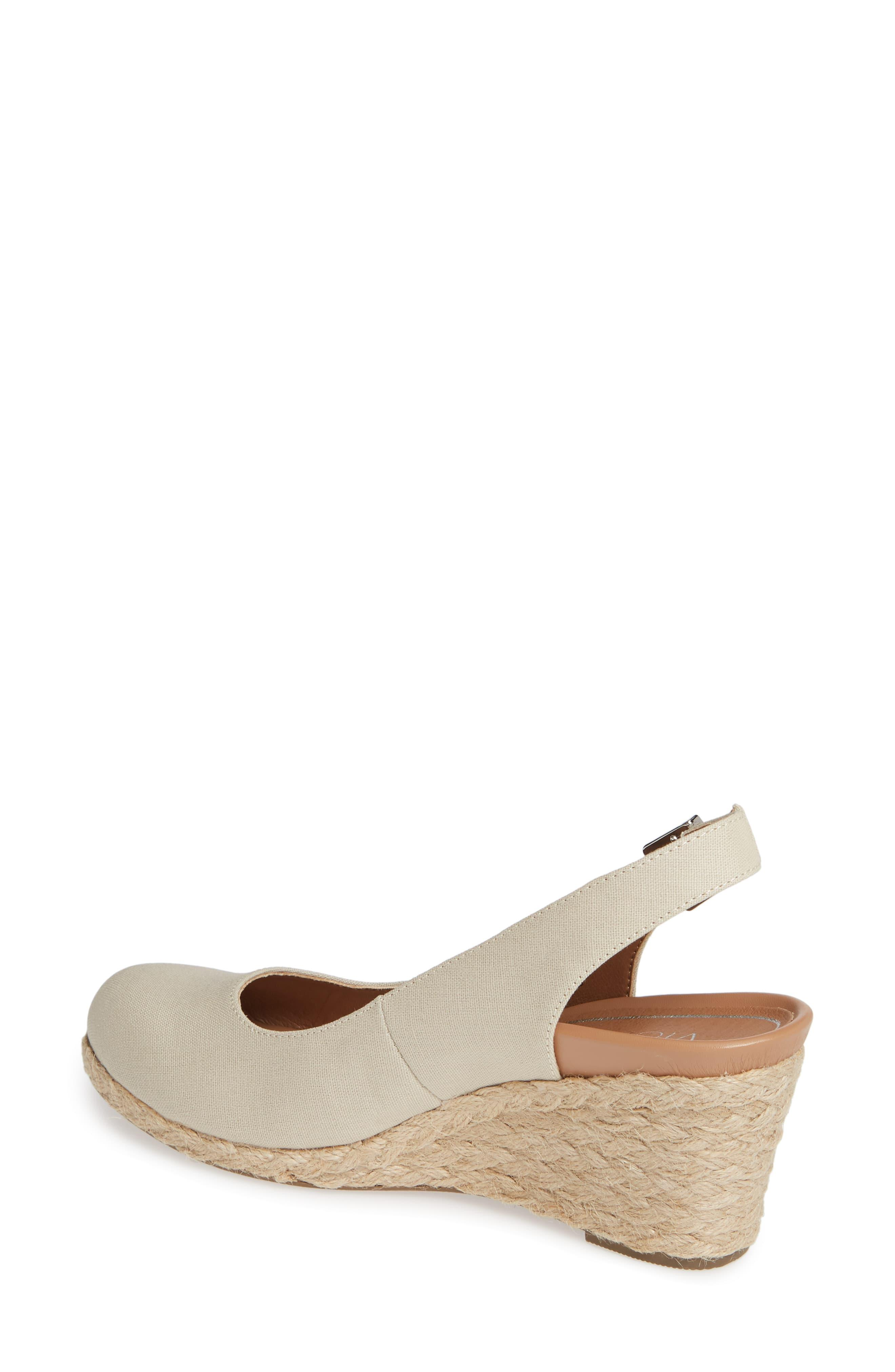 58c02f78e88c Vionic - Multicolor Coralina Orthaheel Espadrille Wedge Slingback Sandal -  Lyst. View fullscreen
