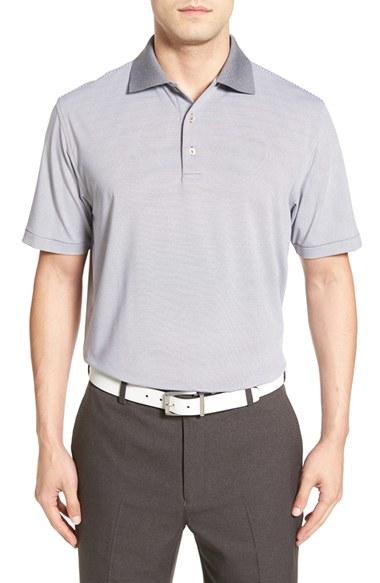 Peter Millar 39 Jubilee 39 Moisture Wicking Stripe Golf Polo