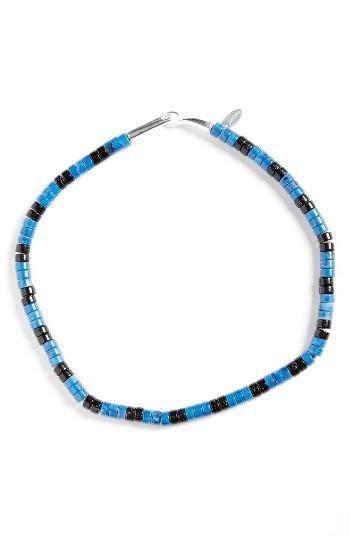 Marrocos beaded necklace - Blue OLYMPIAH gRo5IY