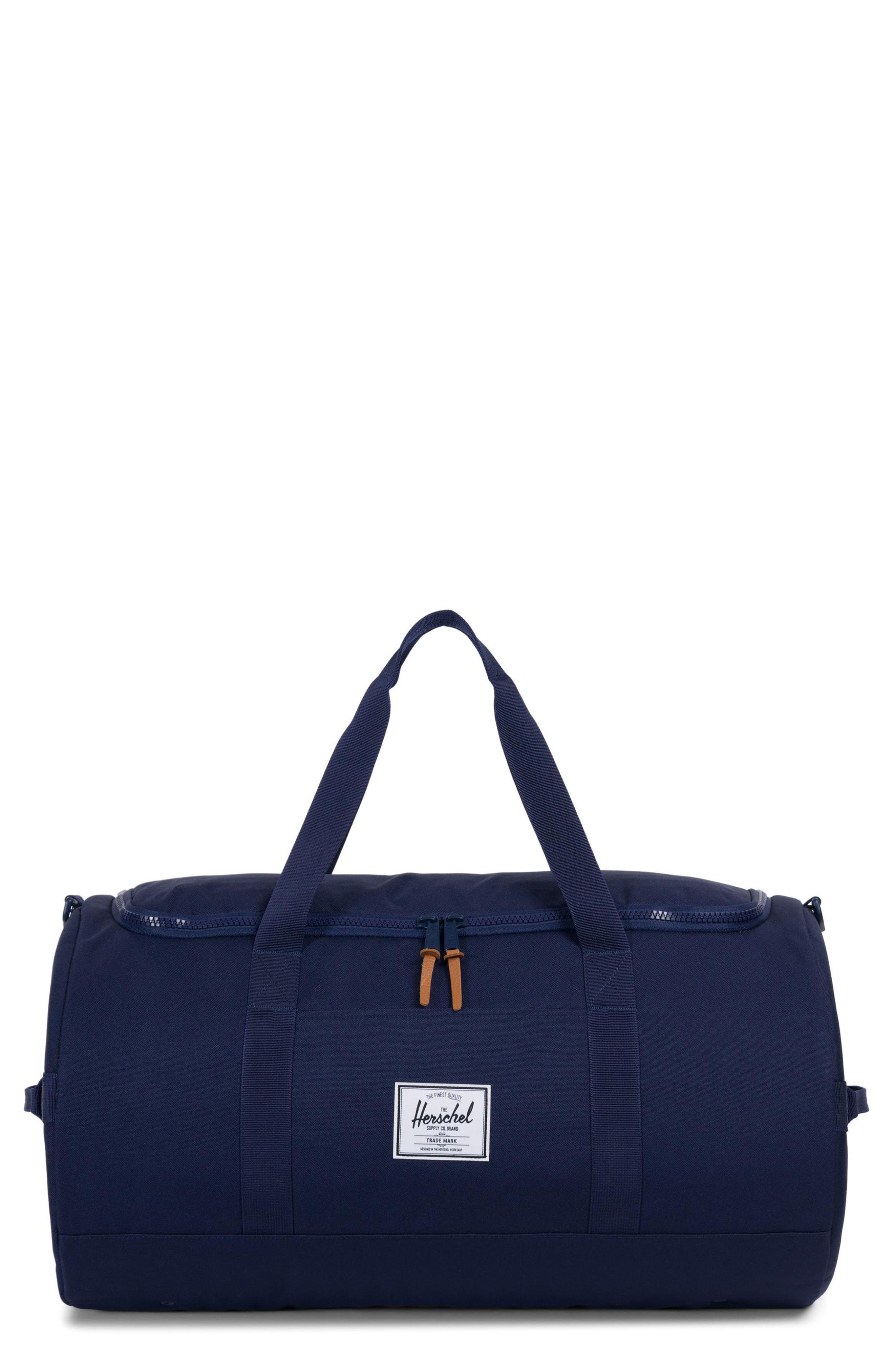 7428ad94a748 Lyst - Herschel Supply Co. Sutton Duffel Bag in Blue for Men