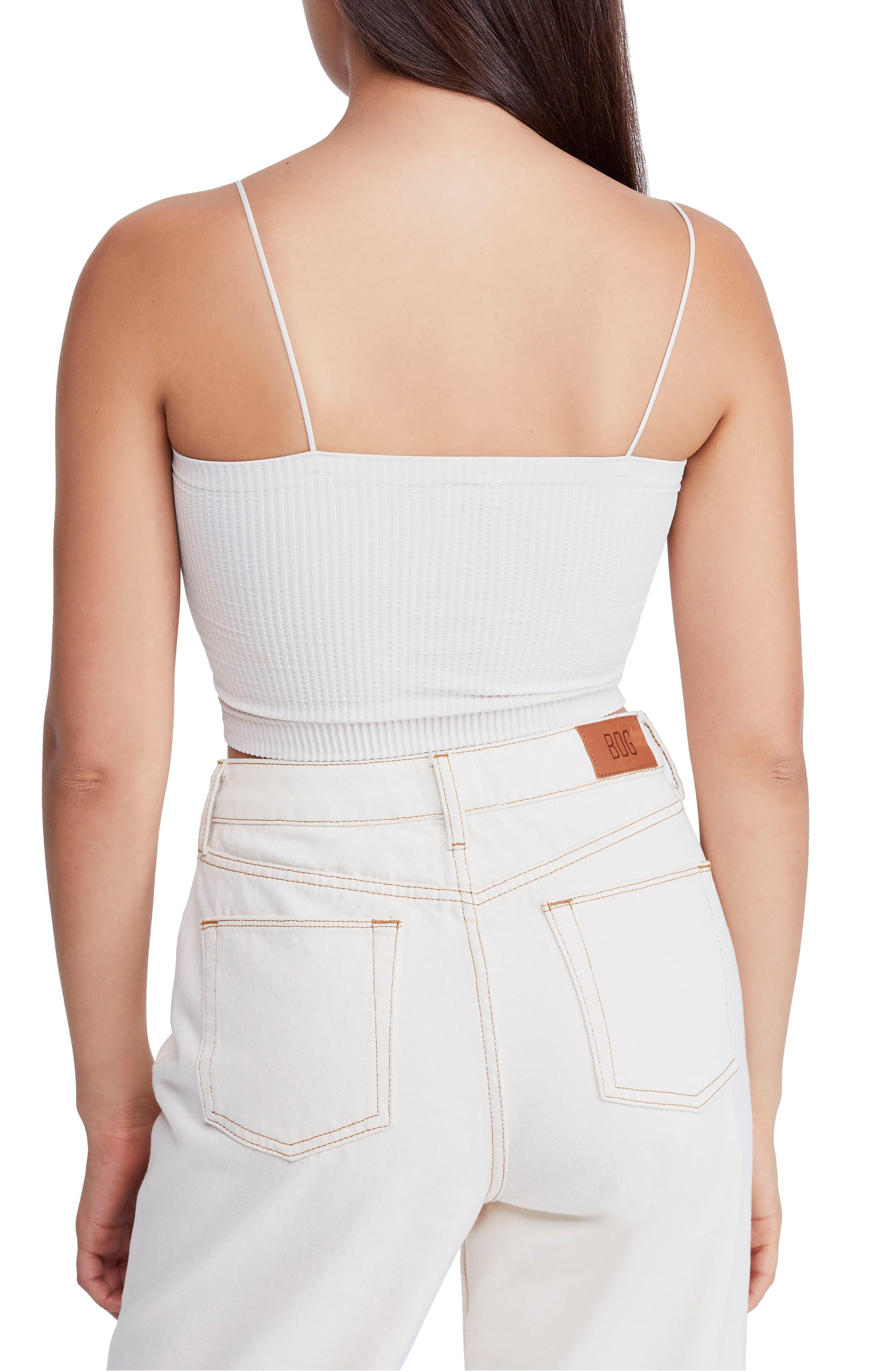 13ce4a13c BDG Urban Outfitters Bungee Strap Tube Top in Blue - Lyst