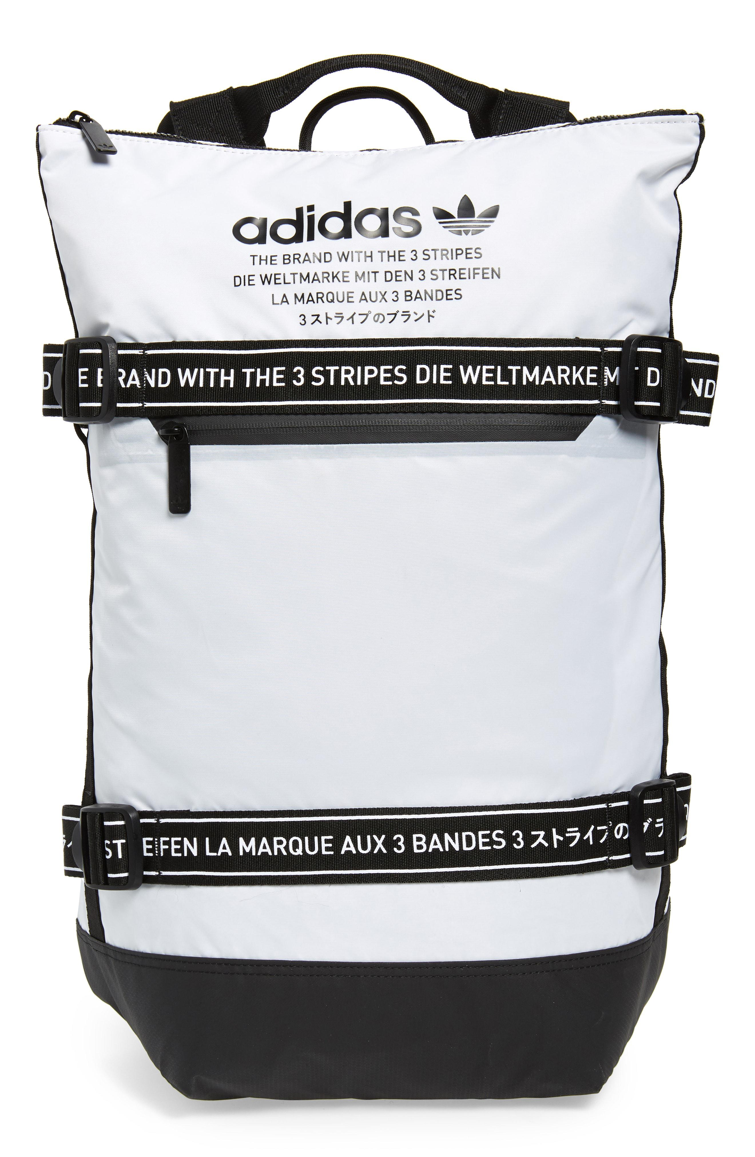 12ad92bfe2 Lyst - adidas Originals Adidas Nmd Backpack in Black for Men