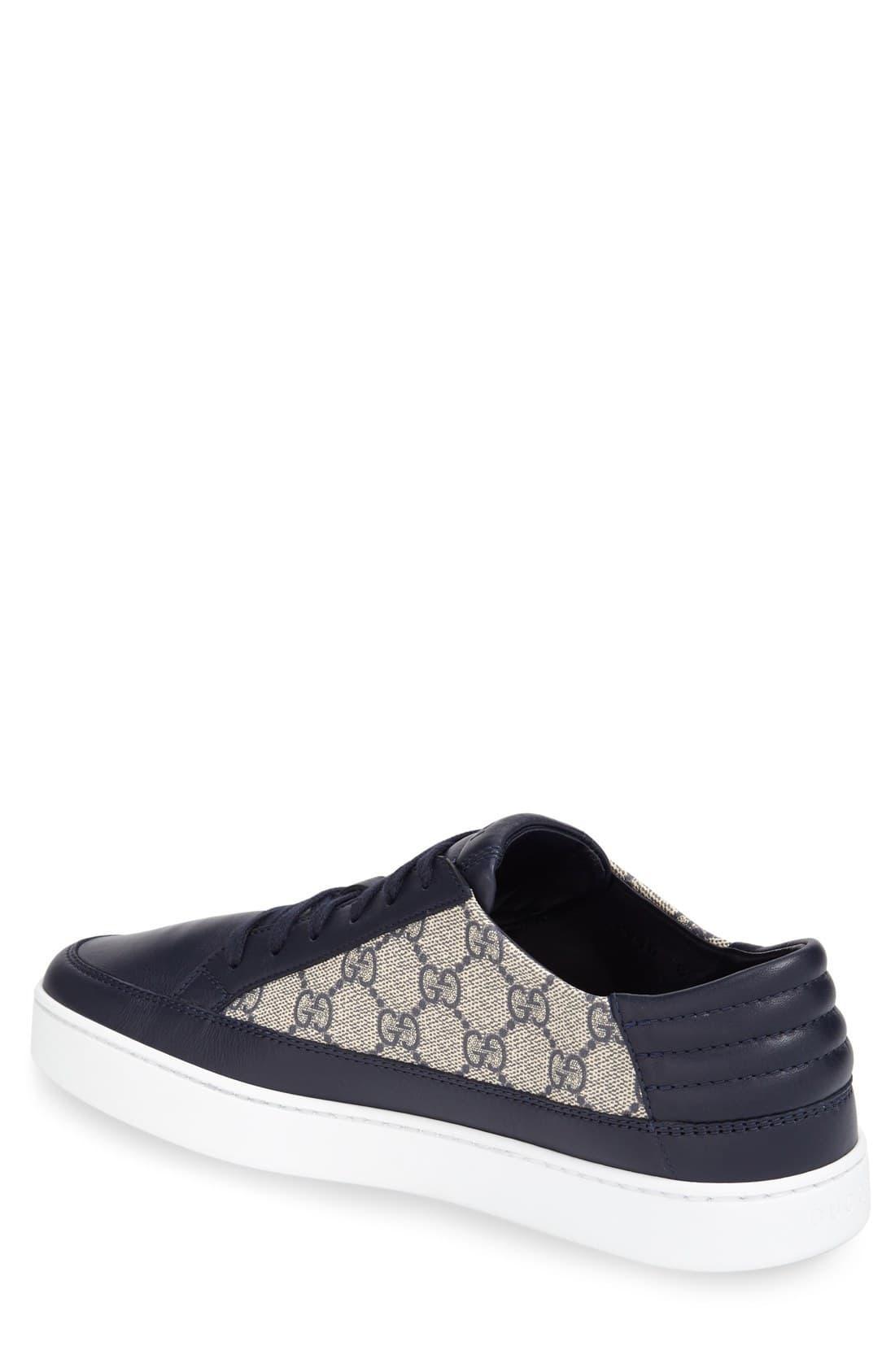 96973d2c735c5b Gucci 'Common' Low-top Sneaker in Gray for Men - Lyst