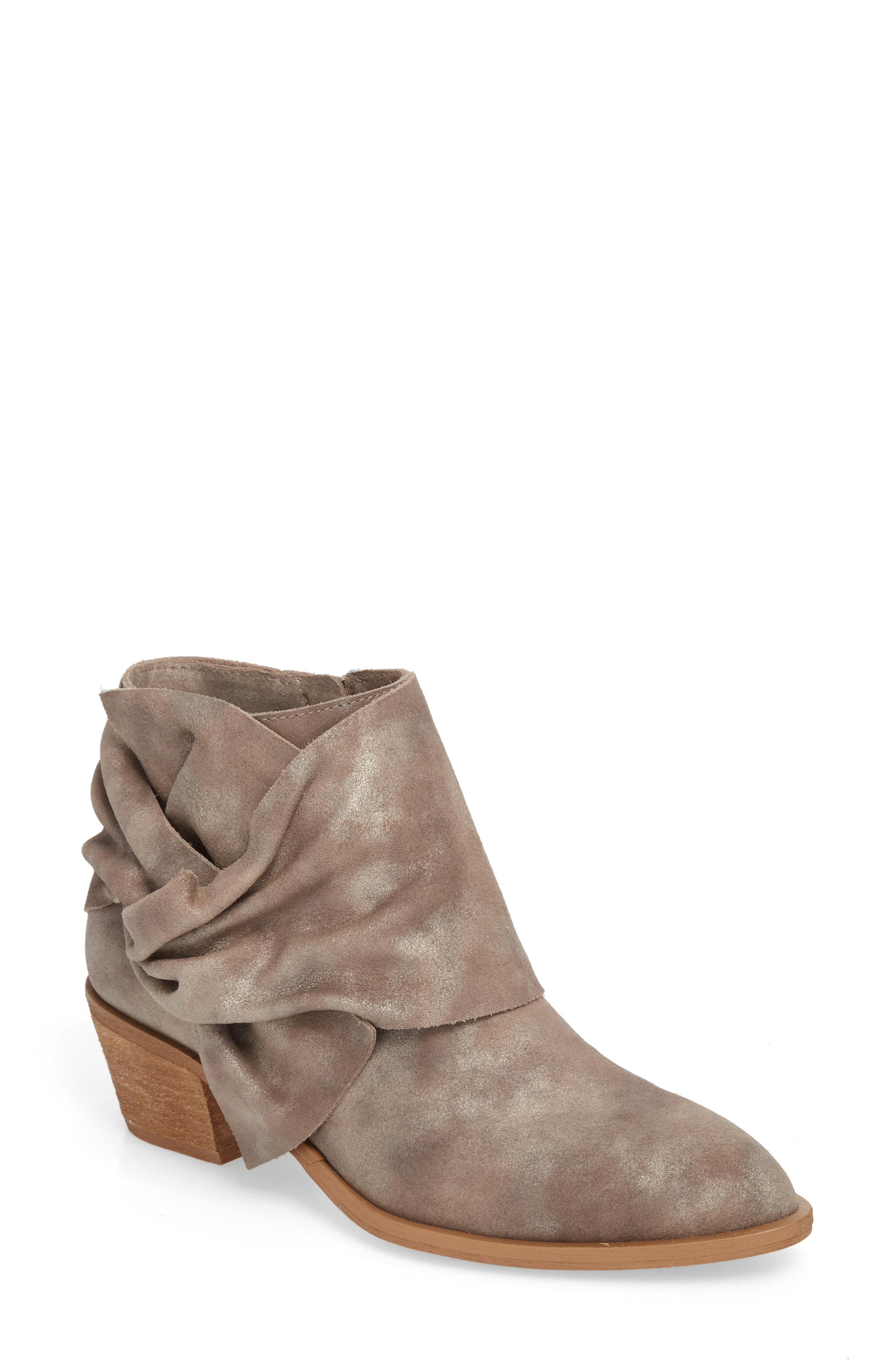 01471ac6734 Lyst - Sole Society Natalyia Bootie in Gray