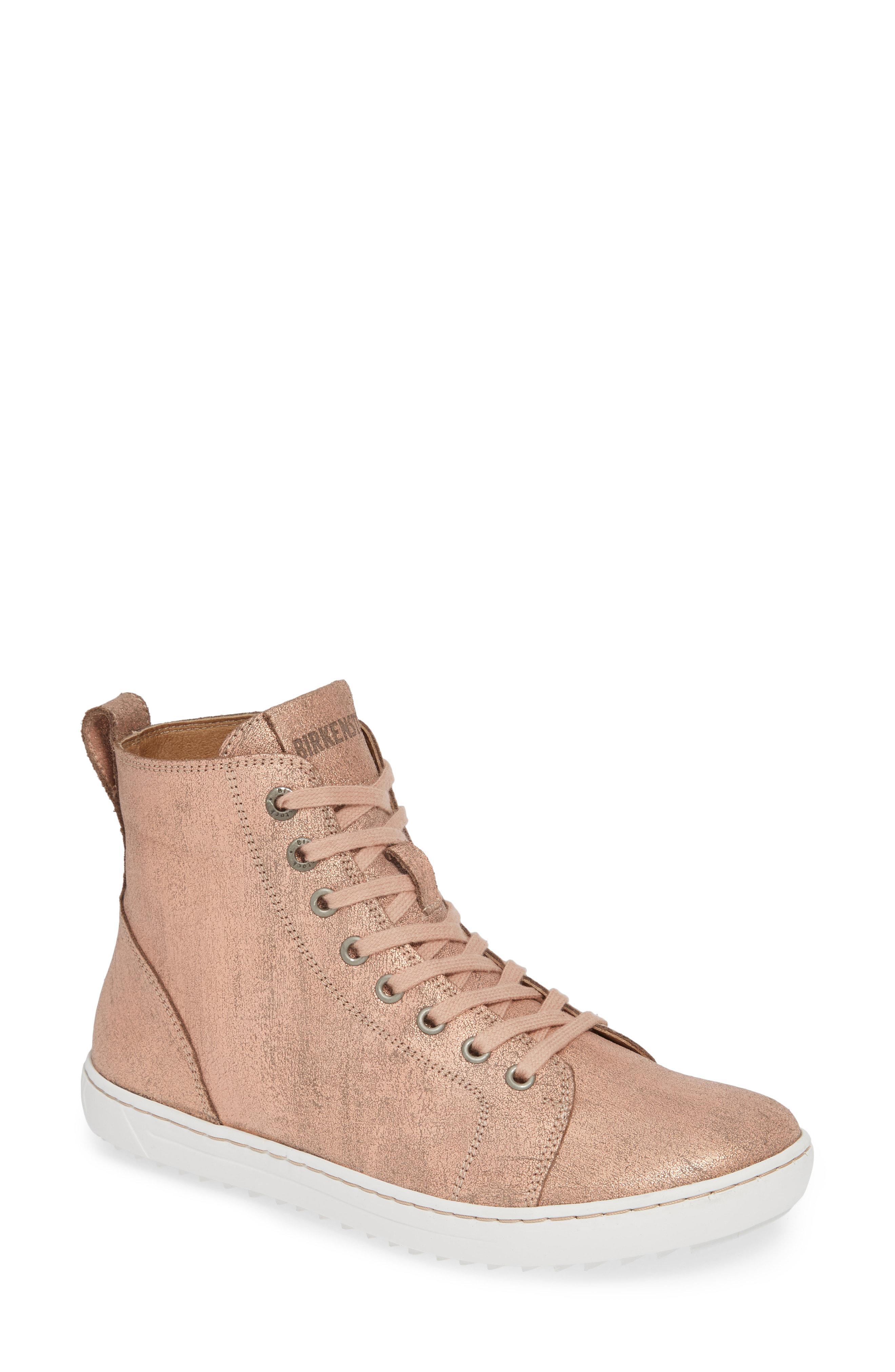 a8db6969135d Birkenstock - Brown Bartlett High Top Sneaker - Lyst. View fullscreen