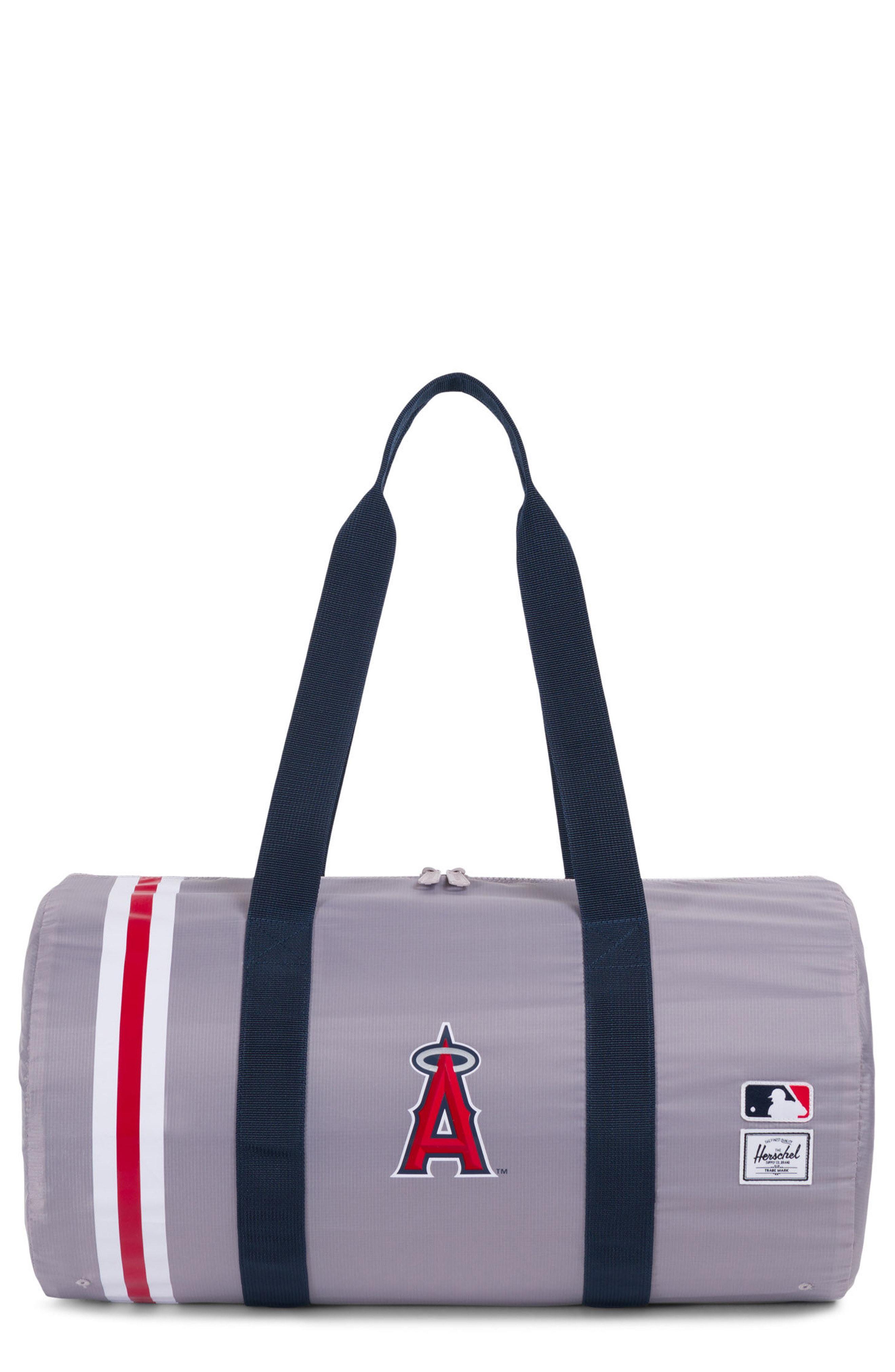 6b452d69b622 Lyst - Herschel Supply Co. Packable - Mlb American League Duffel Bag ...