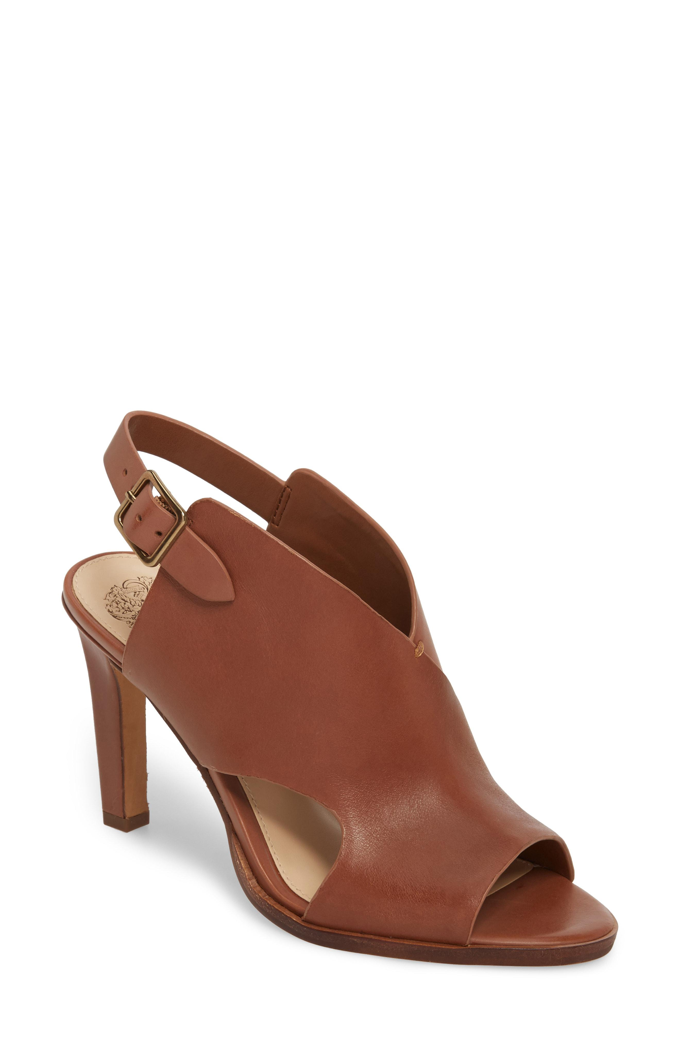 3a0a8be05de Lyst - Vince Camuto Norral Sandal in Brown
