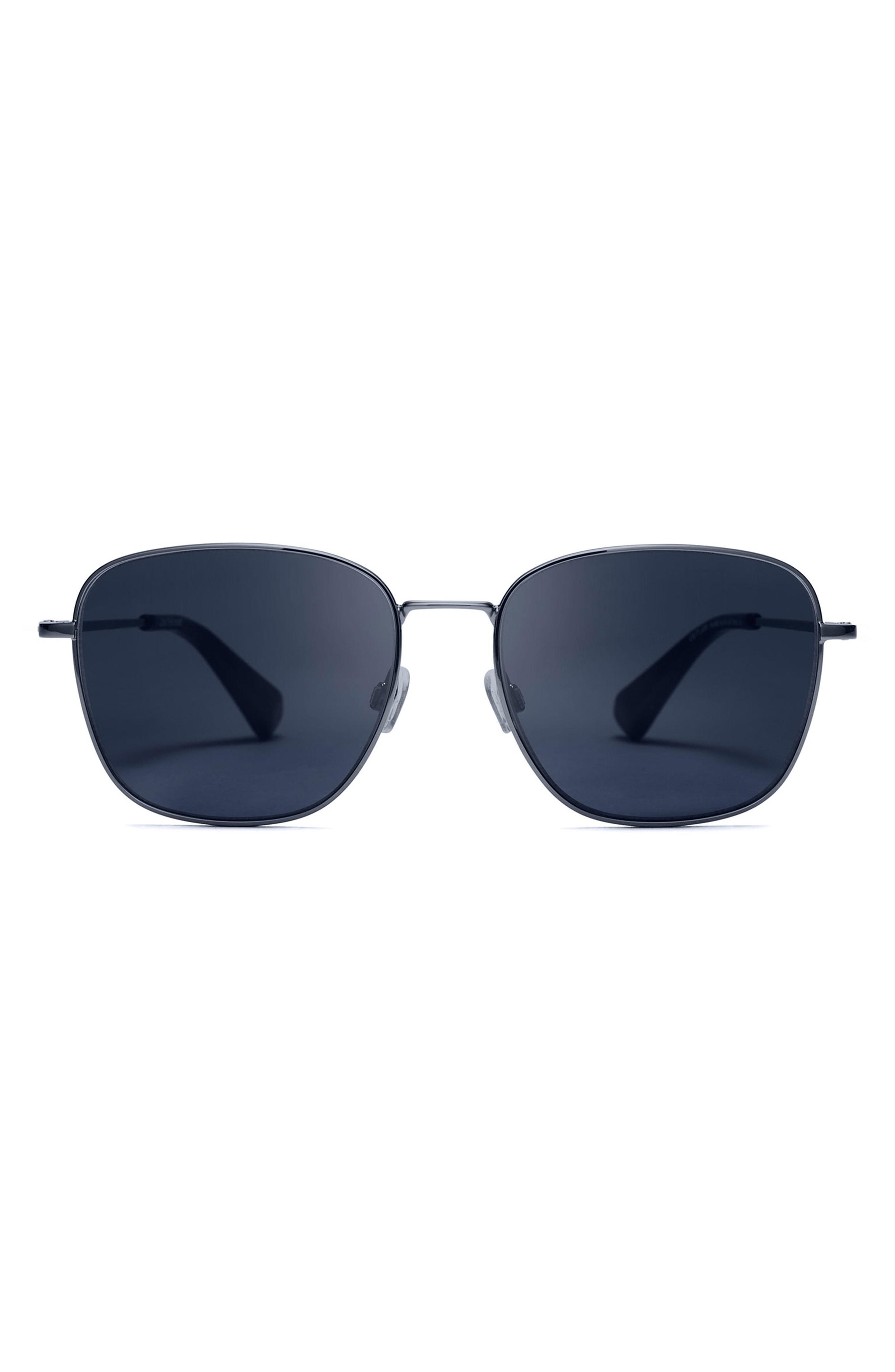 adcaa3203ac Lyst - MVMT Outlaw 55mm Polarized Sunglasses - Gun Dark Blue in Blue ...