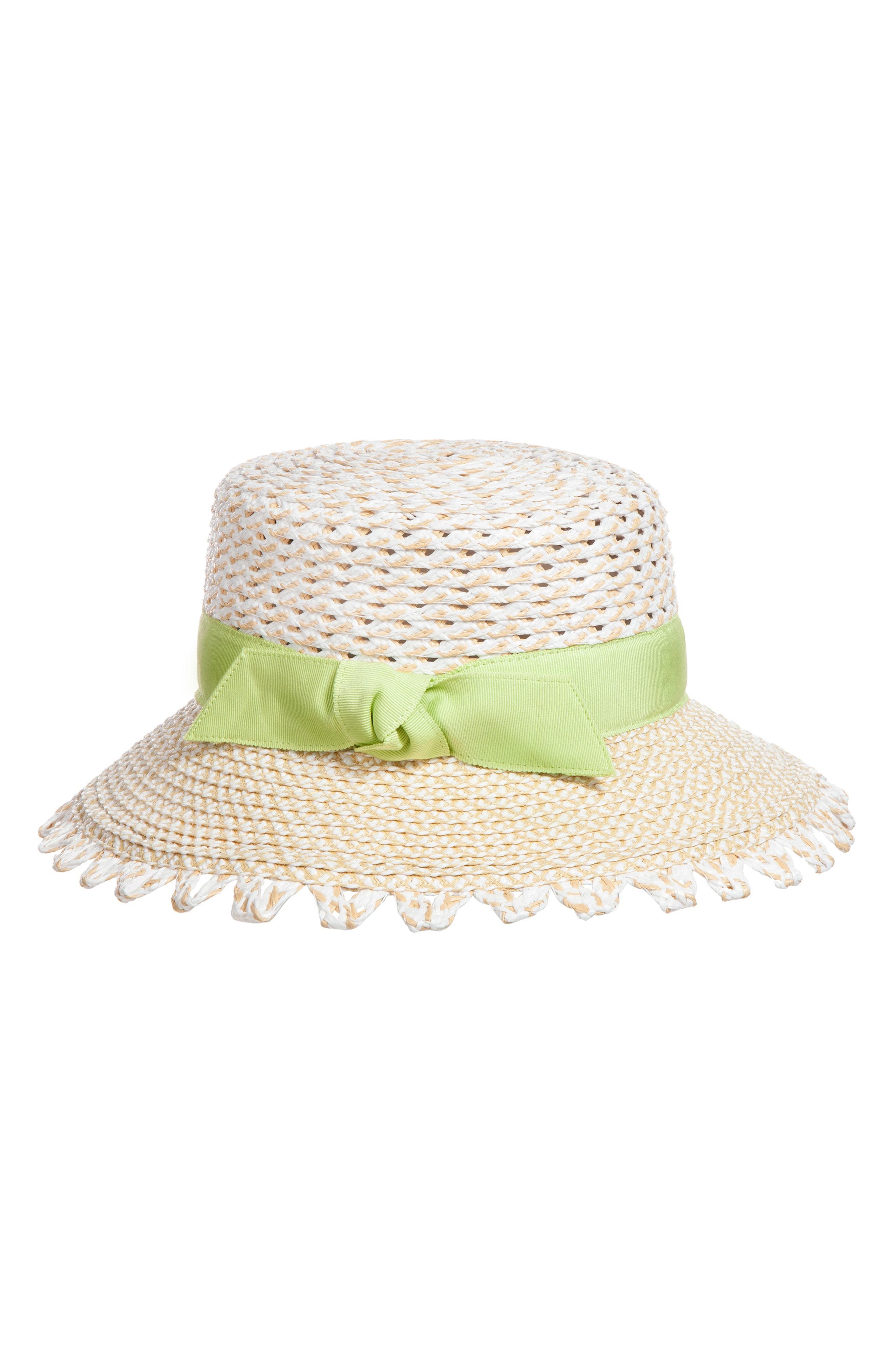 cf27195e4 Lyst - Eric Javits Montauk Squishee Sun Hat -