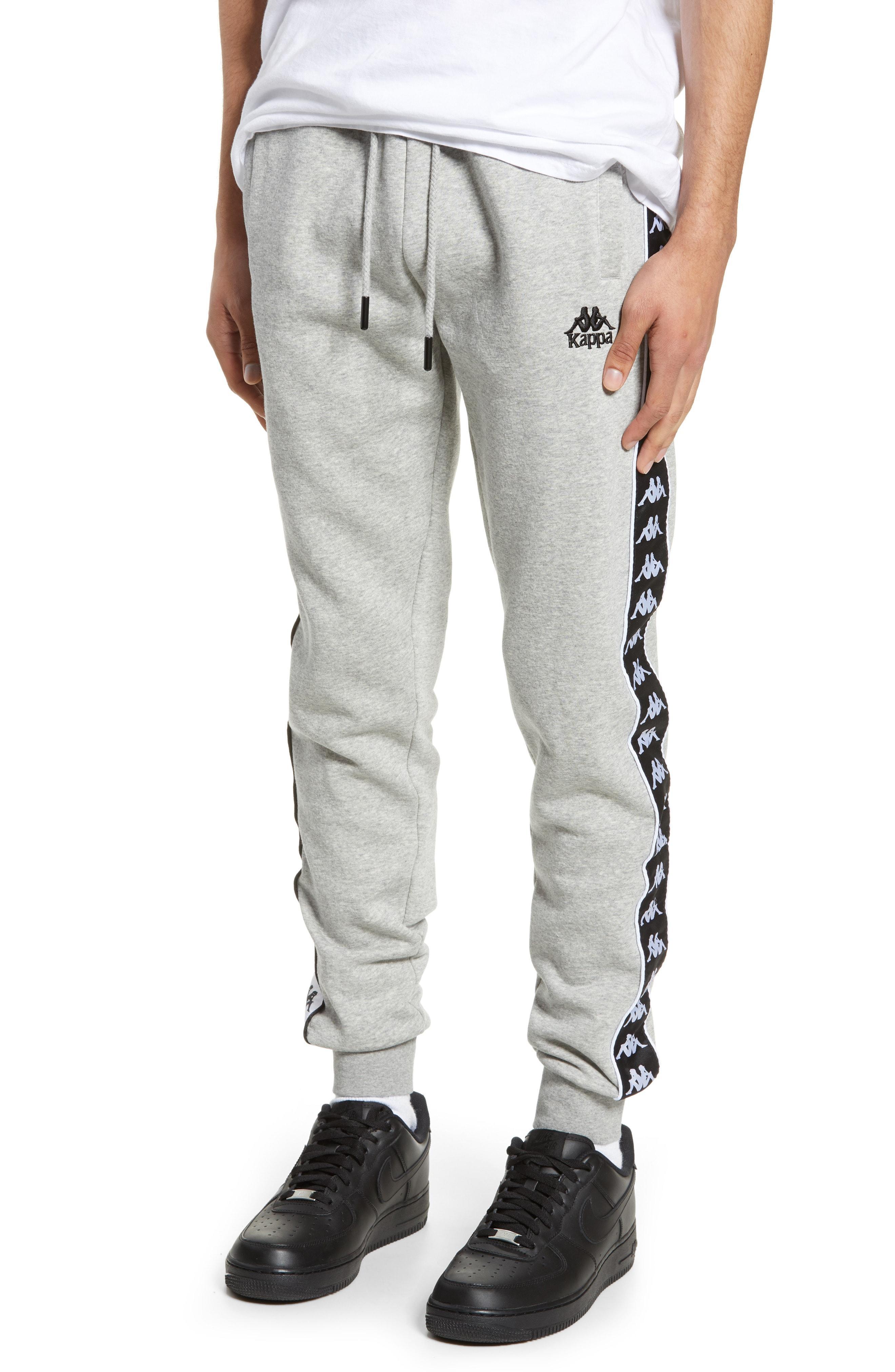 deb5bff594 Lyst - Kappa Active 222 Banda Alanz Slim Sweatpants in Gray for Men