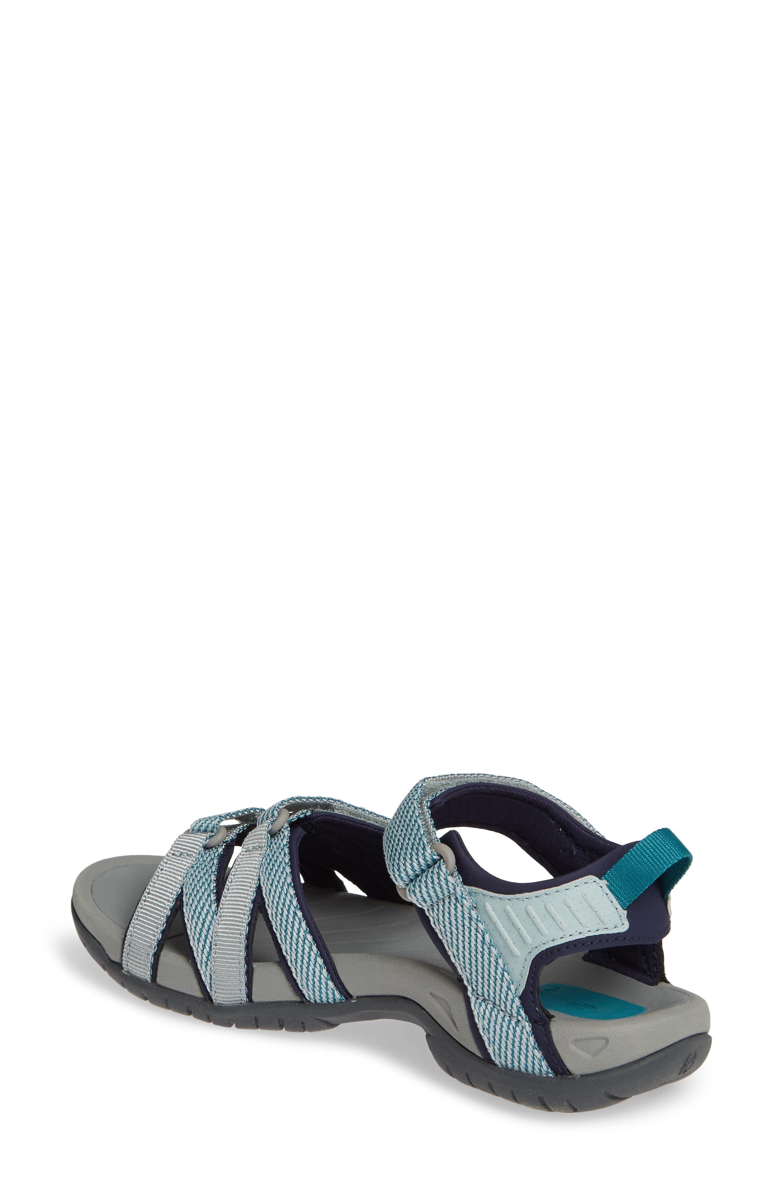 2c24b8f1519a Lyst - Teva Tirra Sandals in Gray - Save 9%