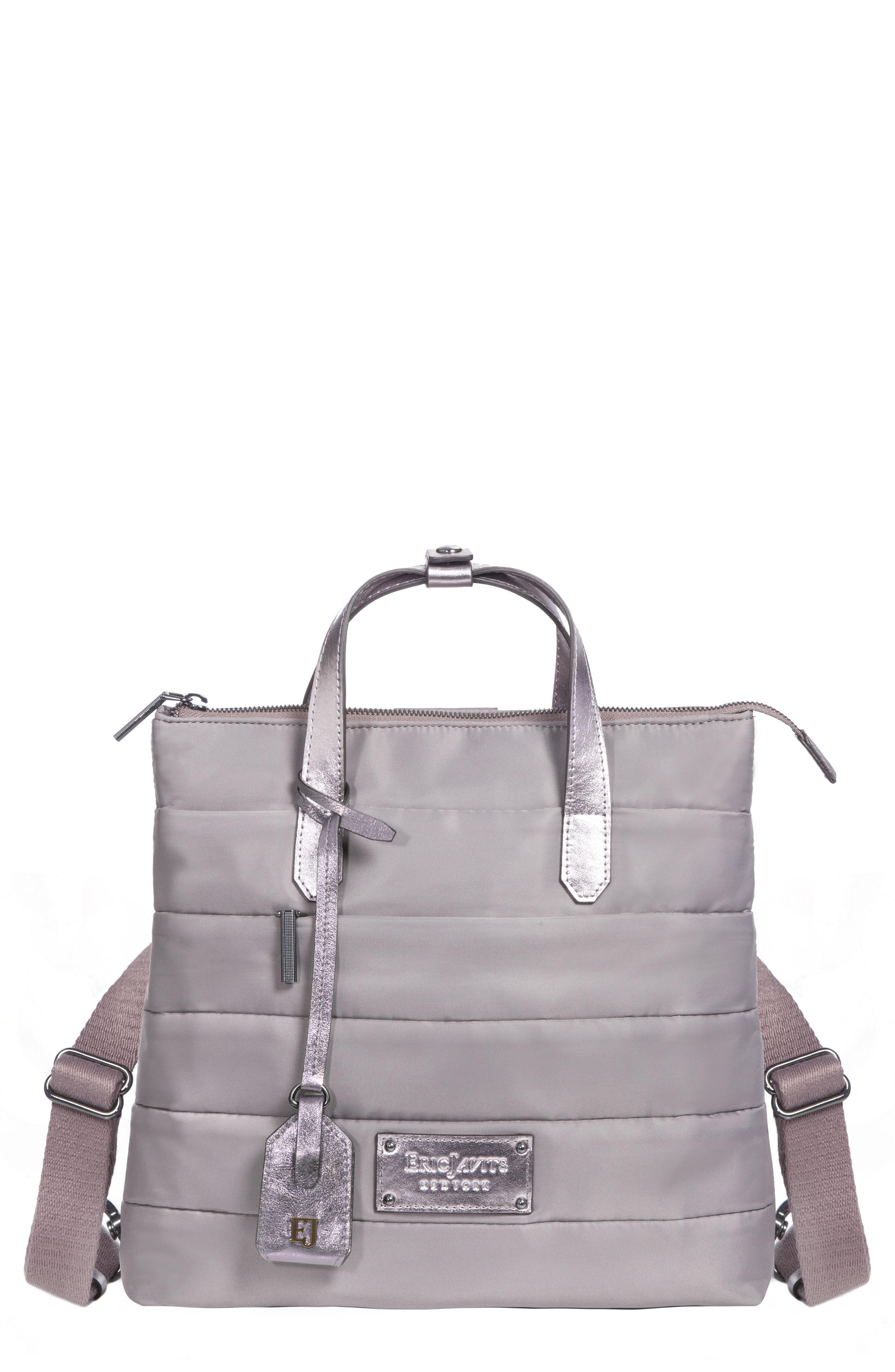 e75f553dca Eric Javits. Women s Rules Convertible Nylon Backpack