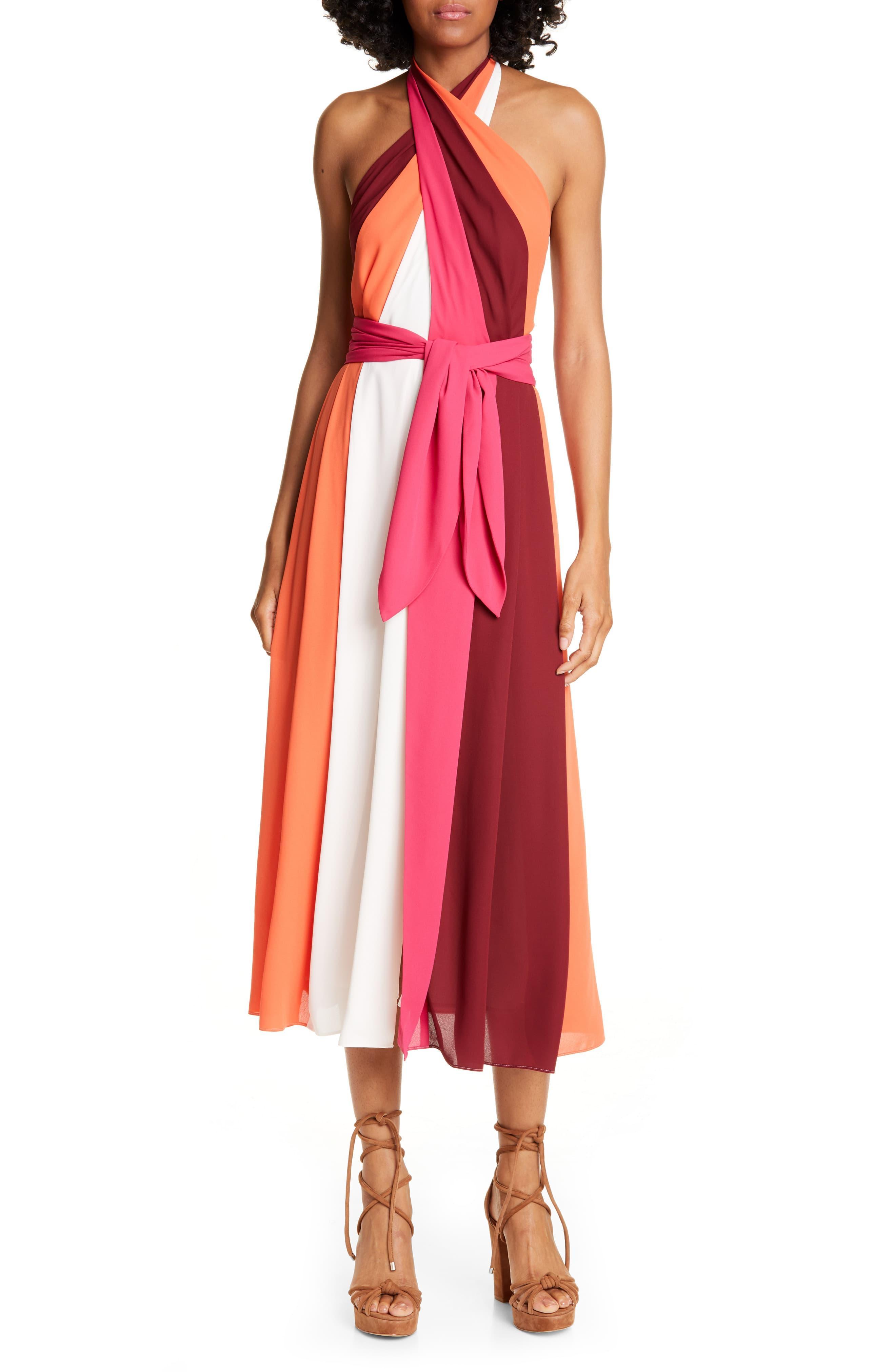 0a8d5f7c9052e5 Tommy Hilfiger. Women's Tommy X Zendaya Cross Front Midi Dress