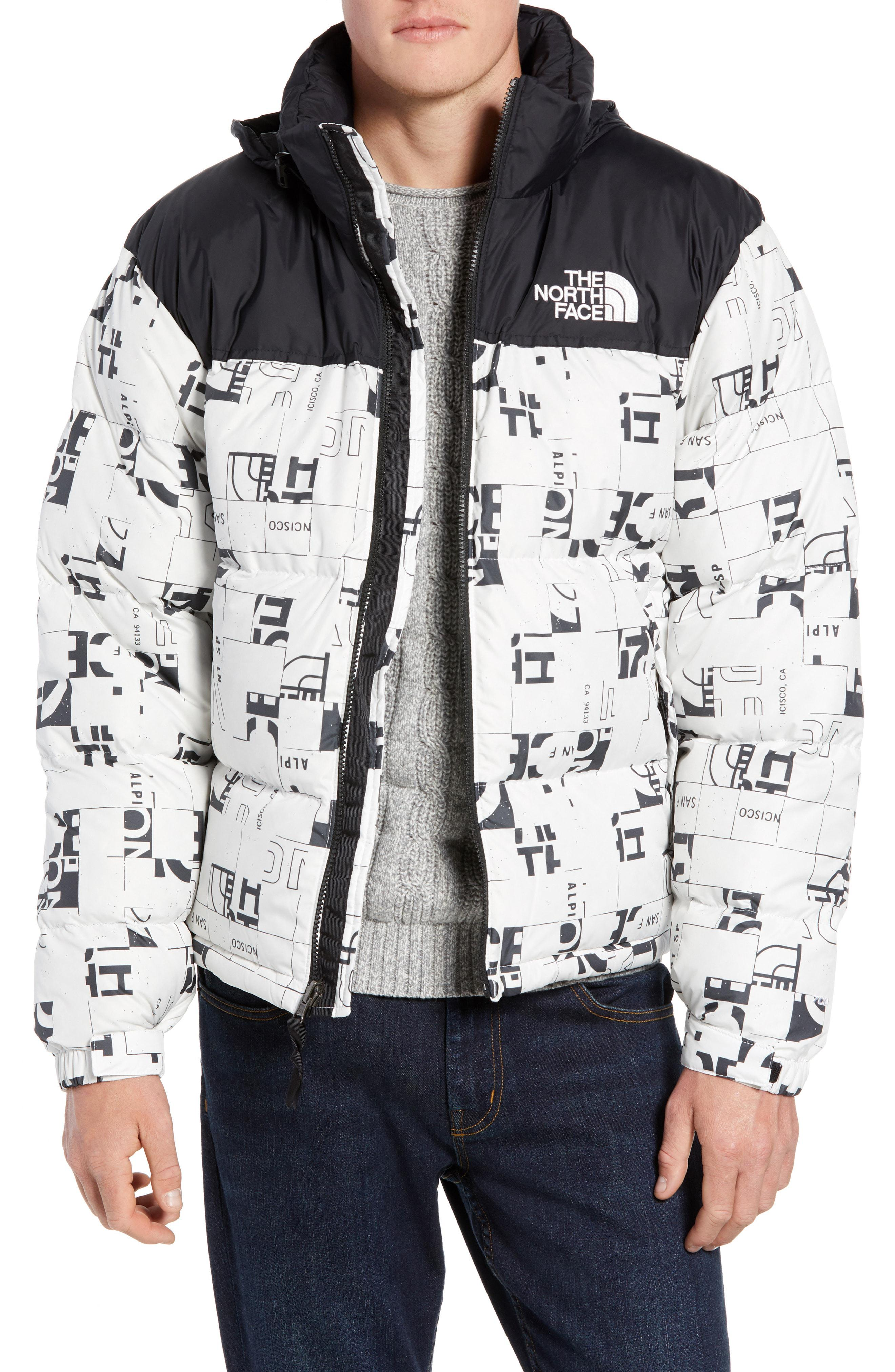 Lyst - The North Face Nuptse 1996 Packable Quilted Down Jacket for Men f55835b7e