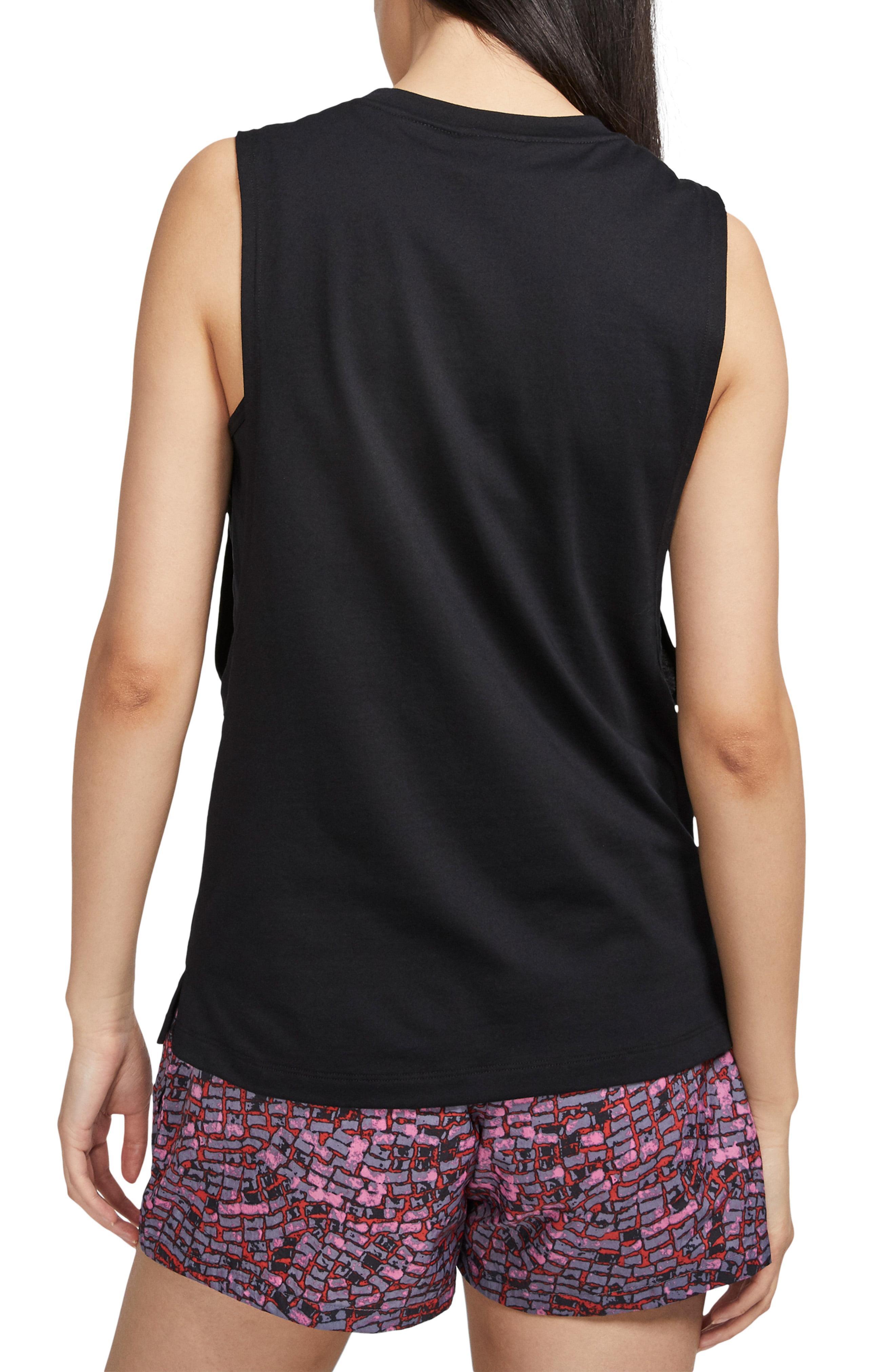 premium selection 0a936 6832e Nike - Black Acg Women s Tank - Lyst. View fullscreen