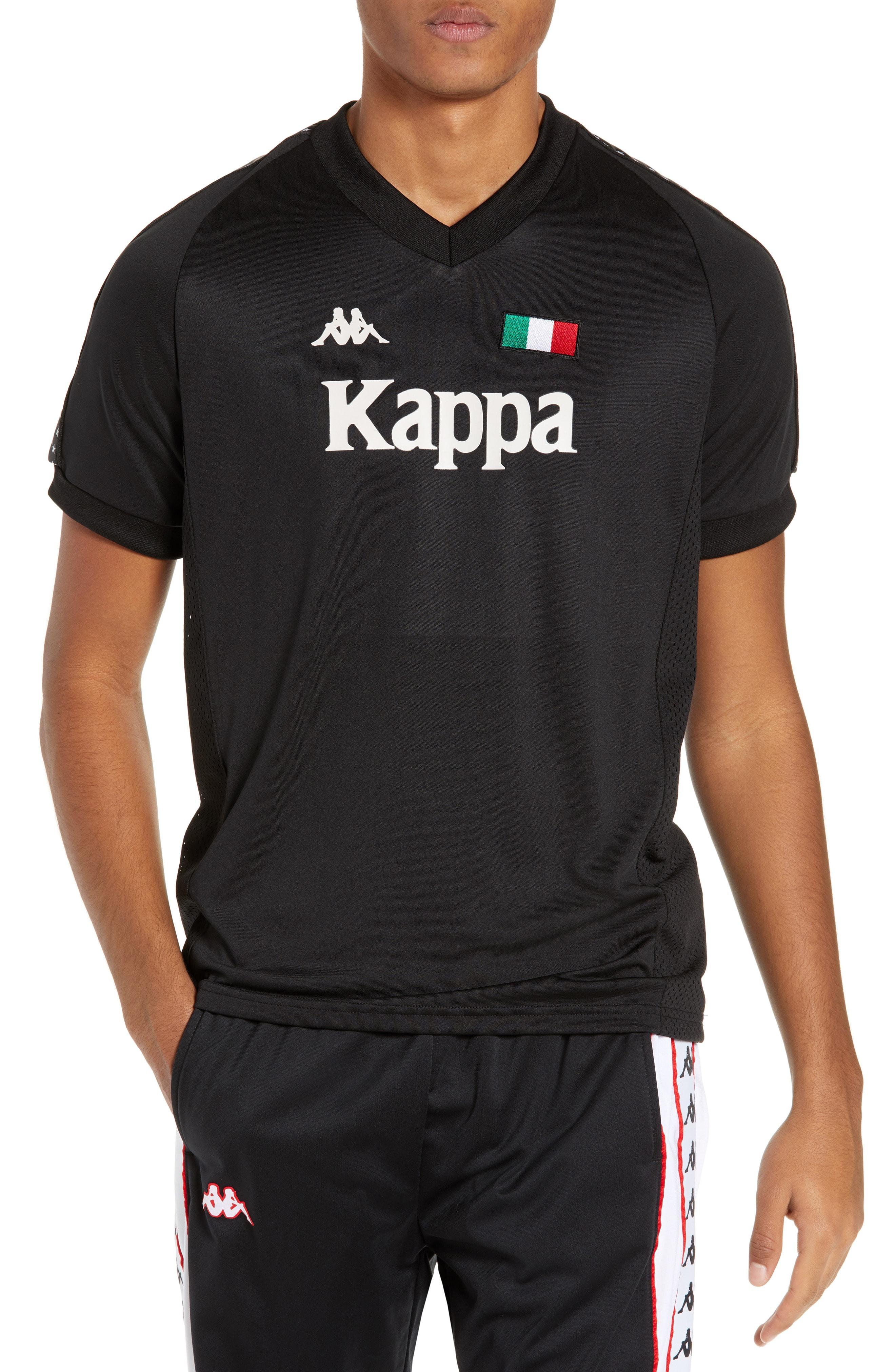 df0b80f07c Lyst - Kappa Active Authentic Bzalaya Soccer Jersey in Black for Men