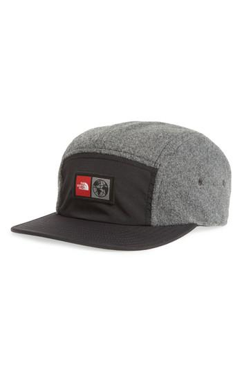 ccd35ef4122c9 The North Face International Collection Five-panel Cap in Gray for ...